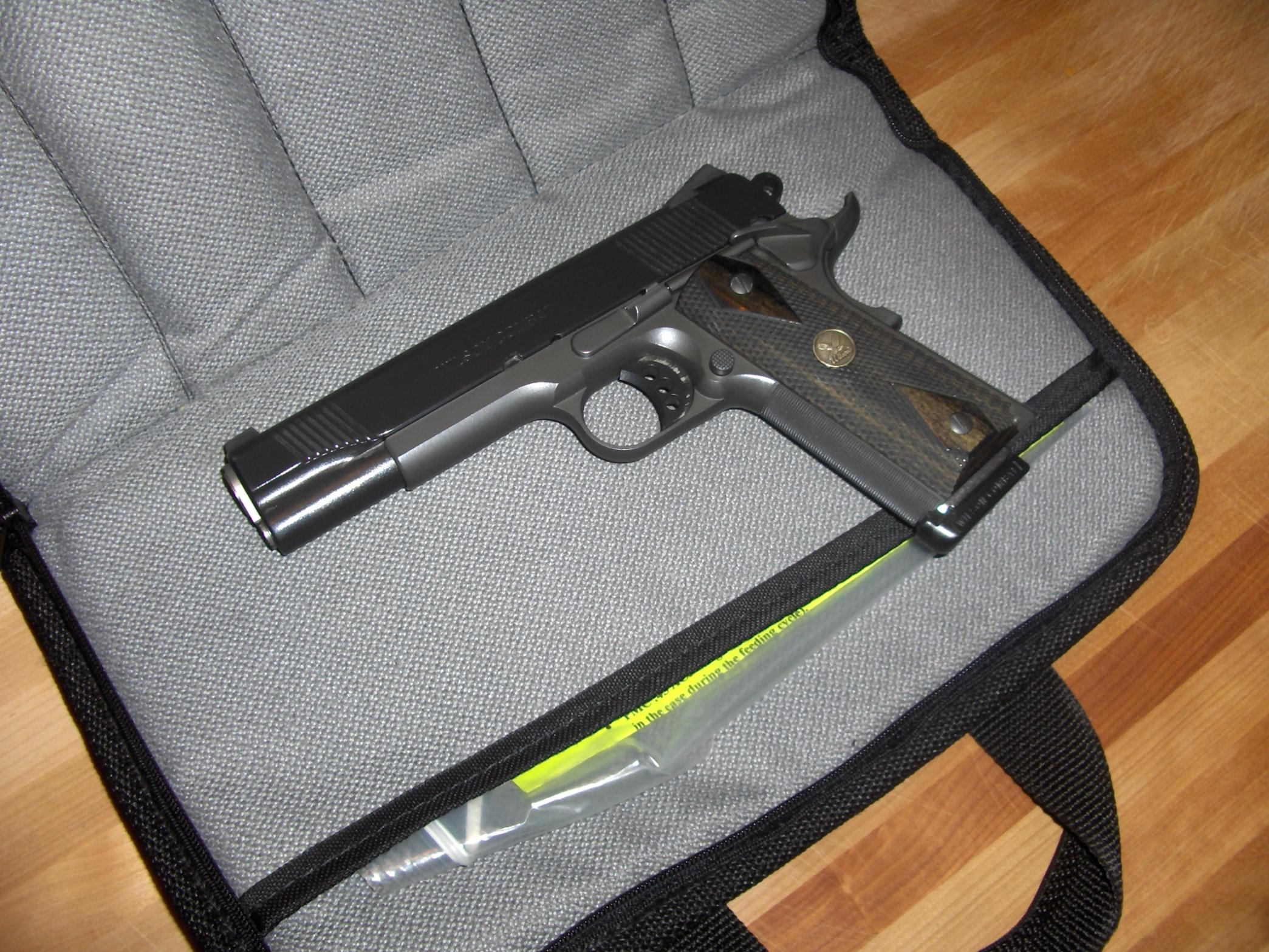 Here it is, new to me Wilson Combat CQB-002.jpg