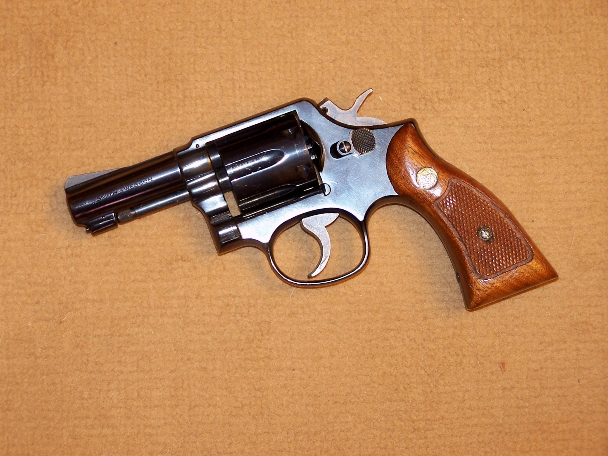 Getting re-acquainted with my S&W M10-004.jpg