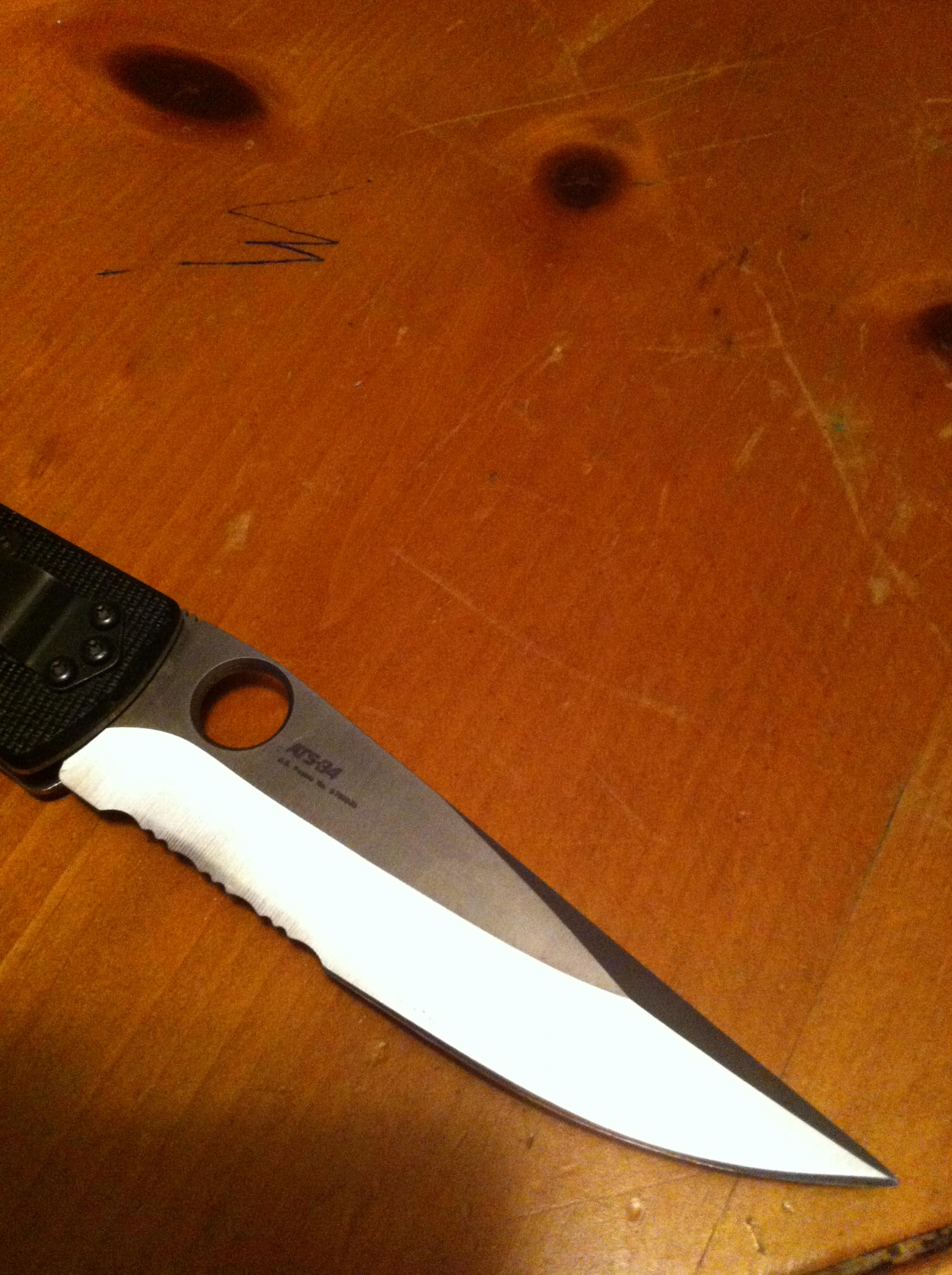 Benchmade AFCK folding knife-006.jpg