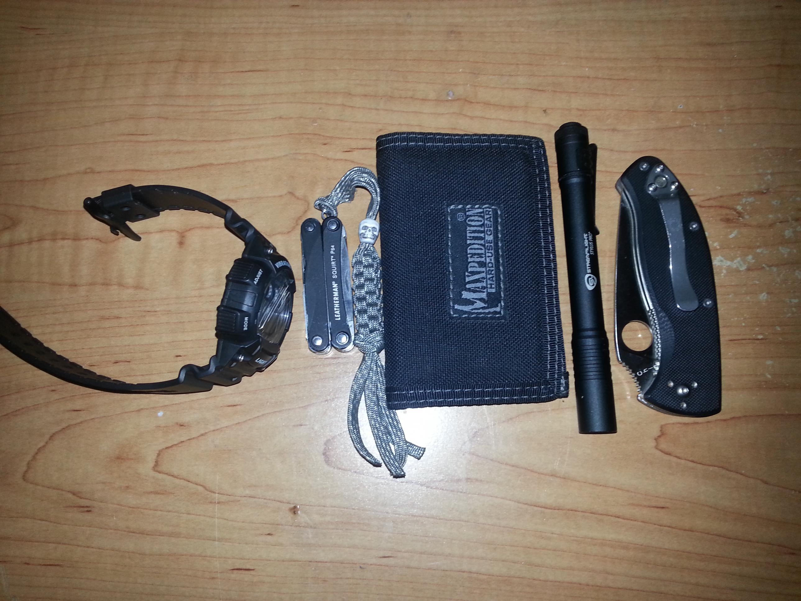 New Knives - Spyderco Tenacious & Benchmade Mini Ascender-023.jpg