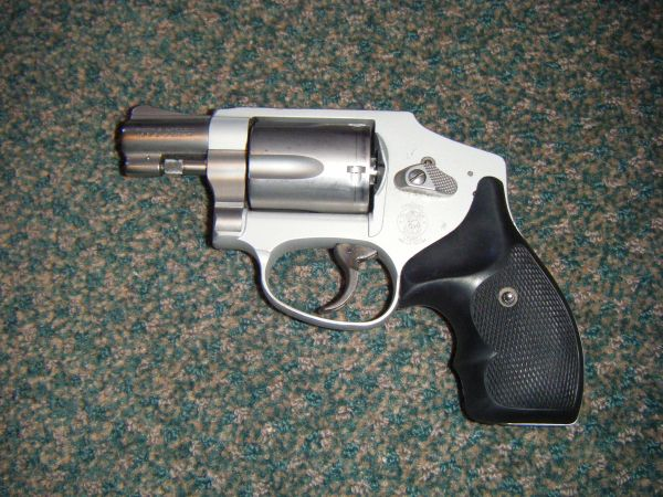 FS S&W 642 with holsters, LEFTHANDED [MI]-1.jpg