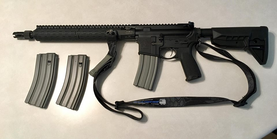 "FS: BCM 14.5"" MidLength ELW-Fluted Complete Factory Rifle w/ Wilson Combat TTU-1.jpg"