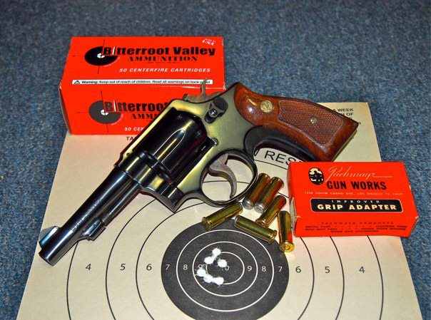 What is the most accurate handgun you have ever fired, fifteen yards and under?-10-5.jpg