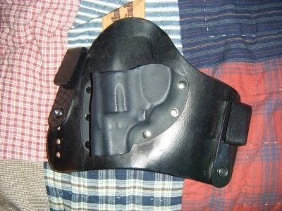 FS S&W 642 with holsters, LEFTHANDED [MI]-10.jpg