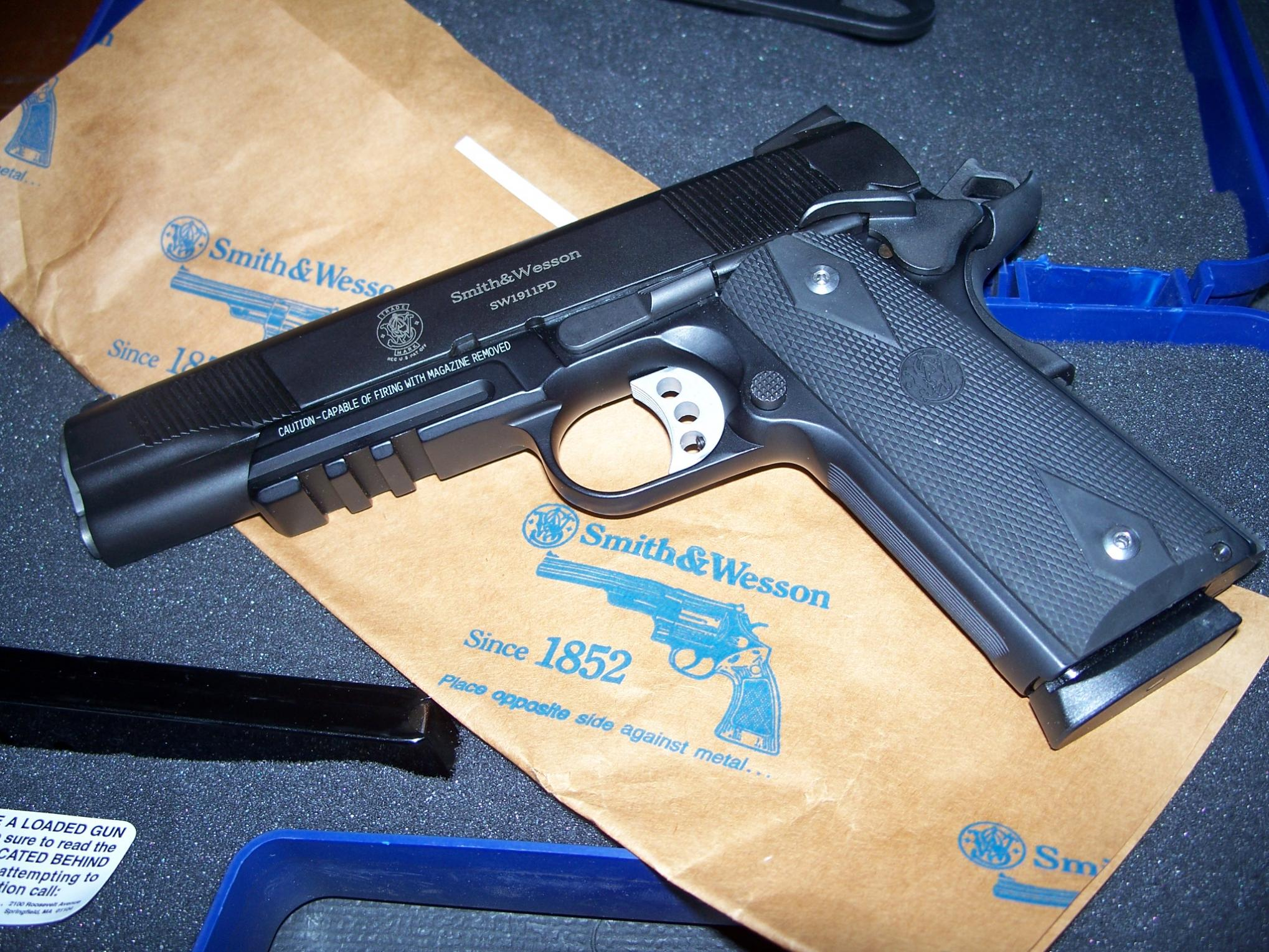 S&W 1911PD Range Report- Good and Bad-101_6550.jpg