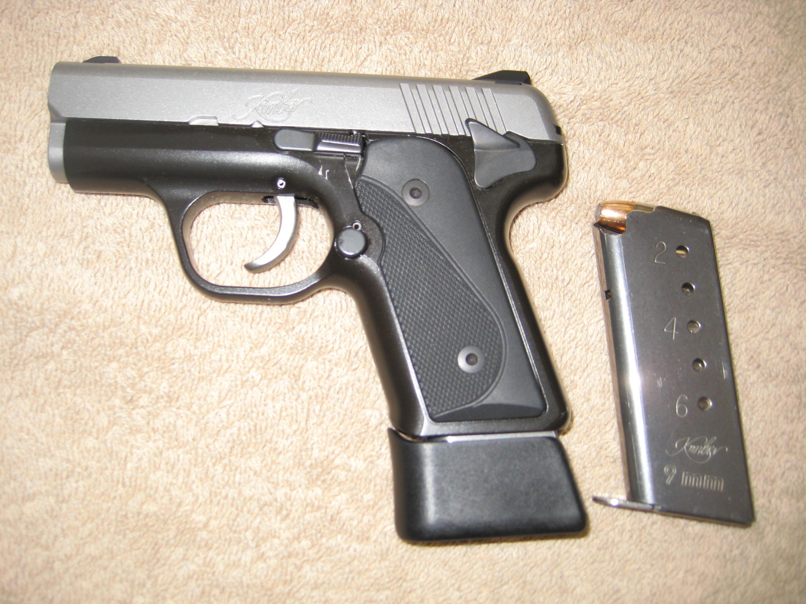 Kimber solo jamming issues