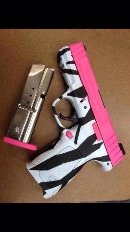 DuraCoat: Glock 26 Gen 4 Pink and Black Zebra Stripe-1390578_577864972250934_1302400561_n.jpg