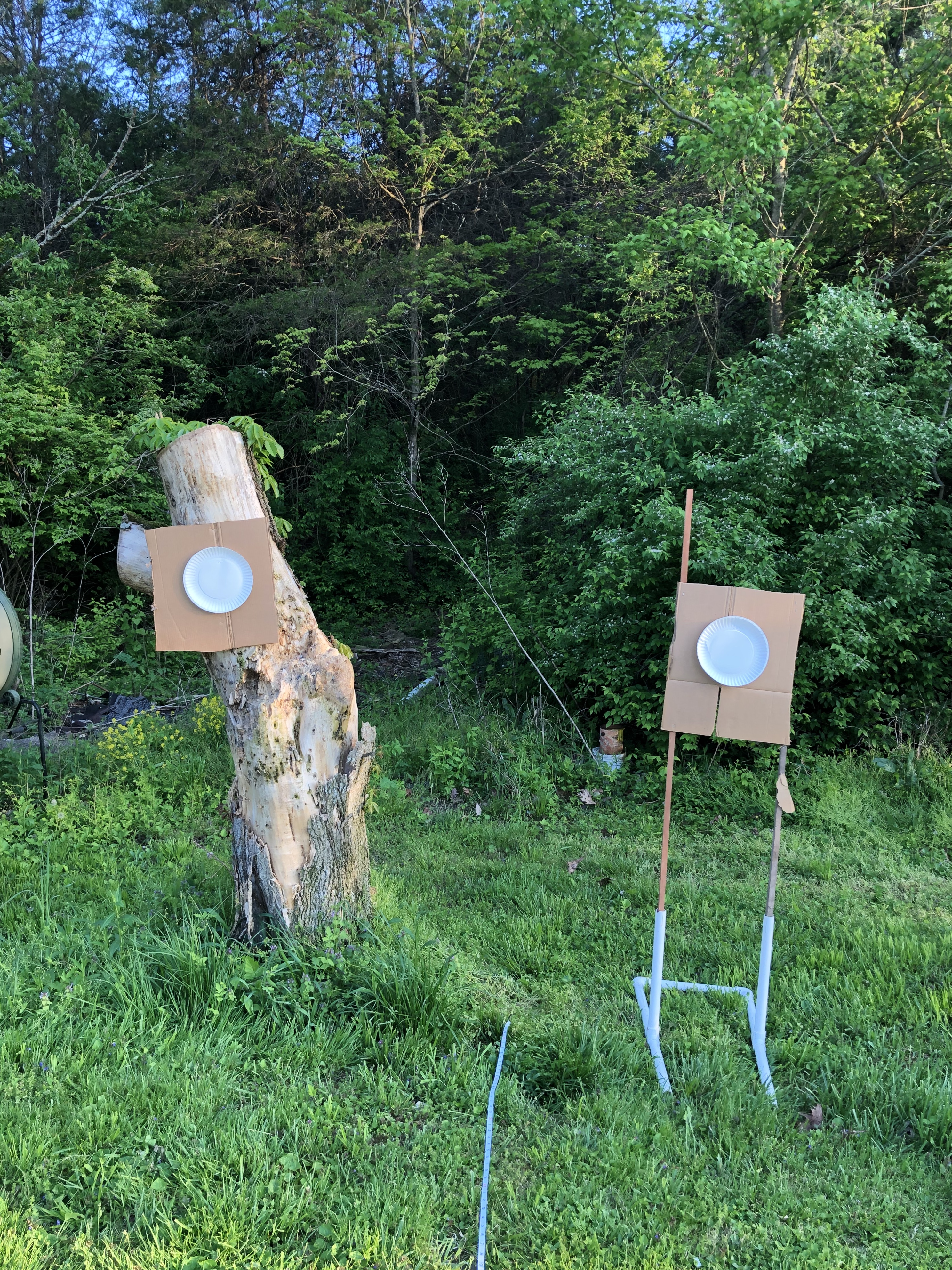 Draw practice from concealed at 12 feet, 2 threats, front sight focus-153a3a14-e46a-48c8-ac19-9efec69865b3.jpeg