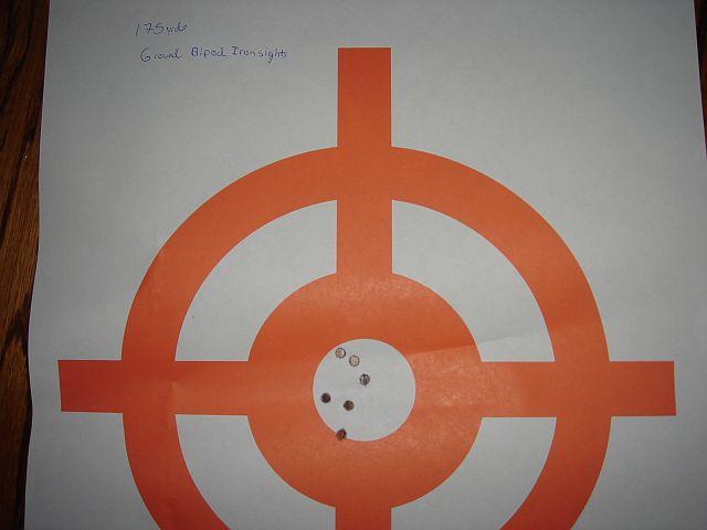 Well got me an AR15 @ last.-175-yards.jpg