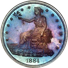 Anybody Else Here Been Buying The 1 Troy OZ .999 Silver ZOMBUCKS ???-1884_trade_dollar_obv.jpg