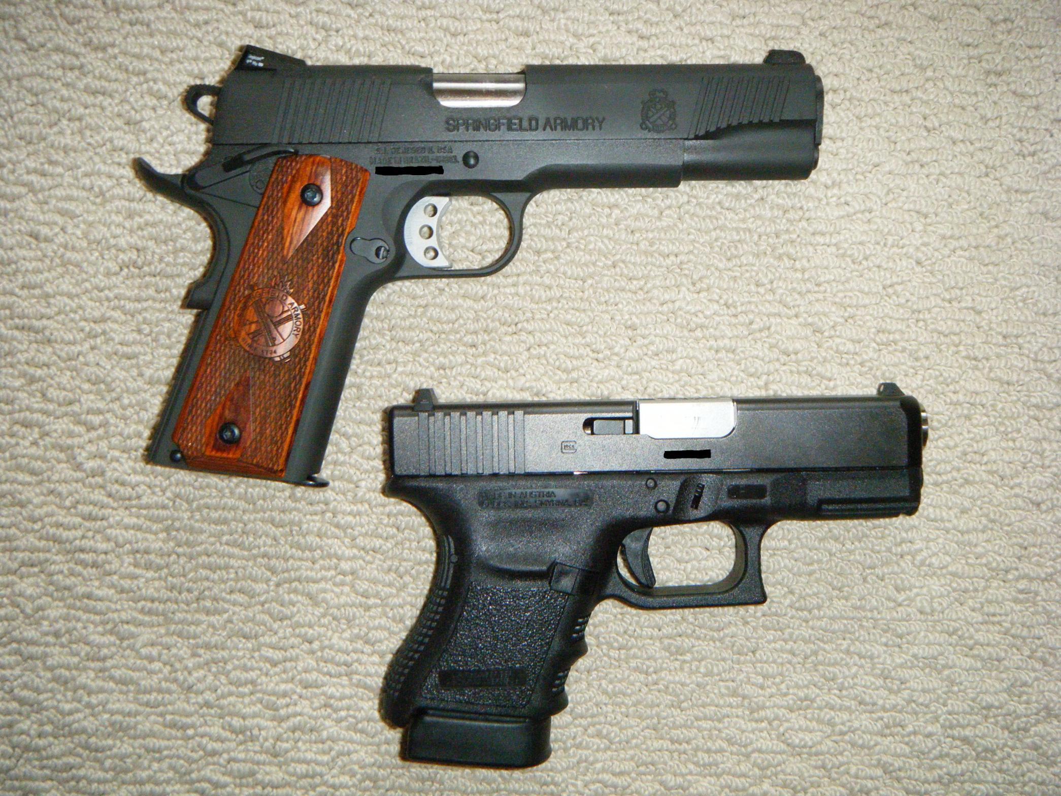 G30 and SA 1911; 45ACP Goodness-1911-g30.jpg