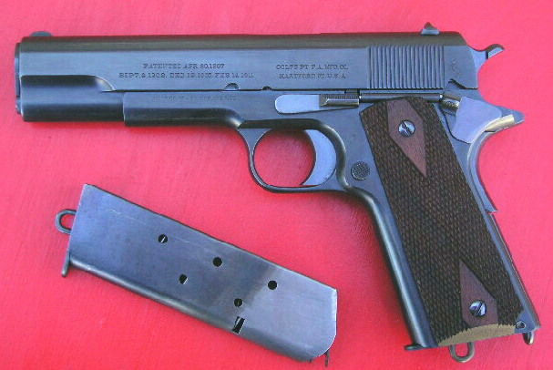 """The """"addiction"""" is STILL STRONG with this one! OK, """"Cough up"""" your 1911s !!-1913l.jpg"""