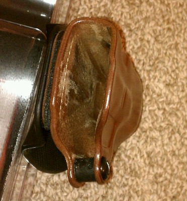 FS: Galco Speed Paddle Holster - Right Hand - Glock 27 / 26