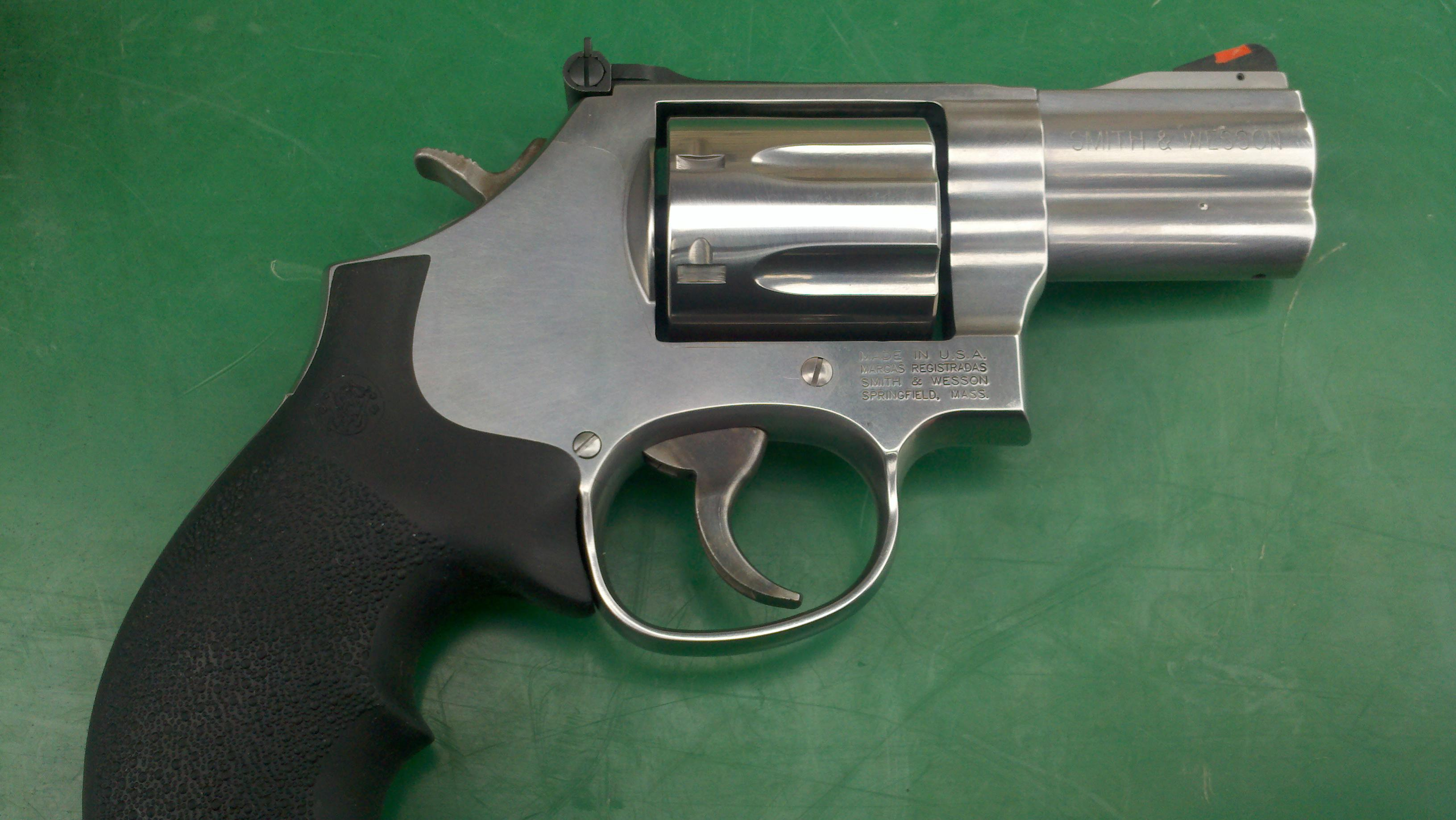 Ruger GP100 or S&W 686 Which one?