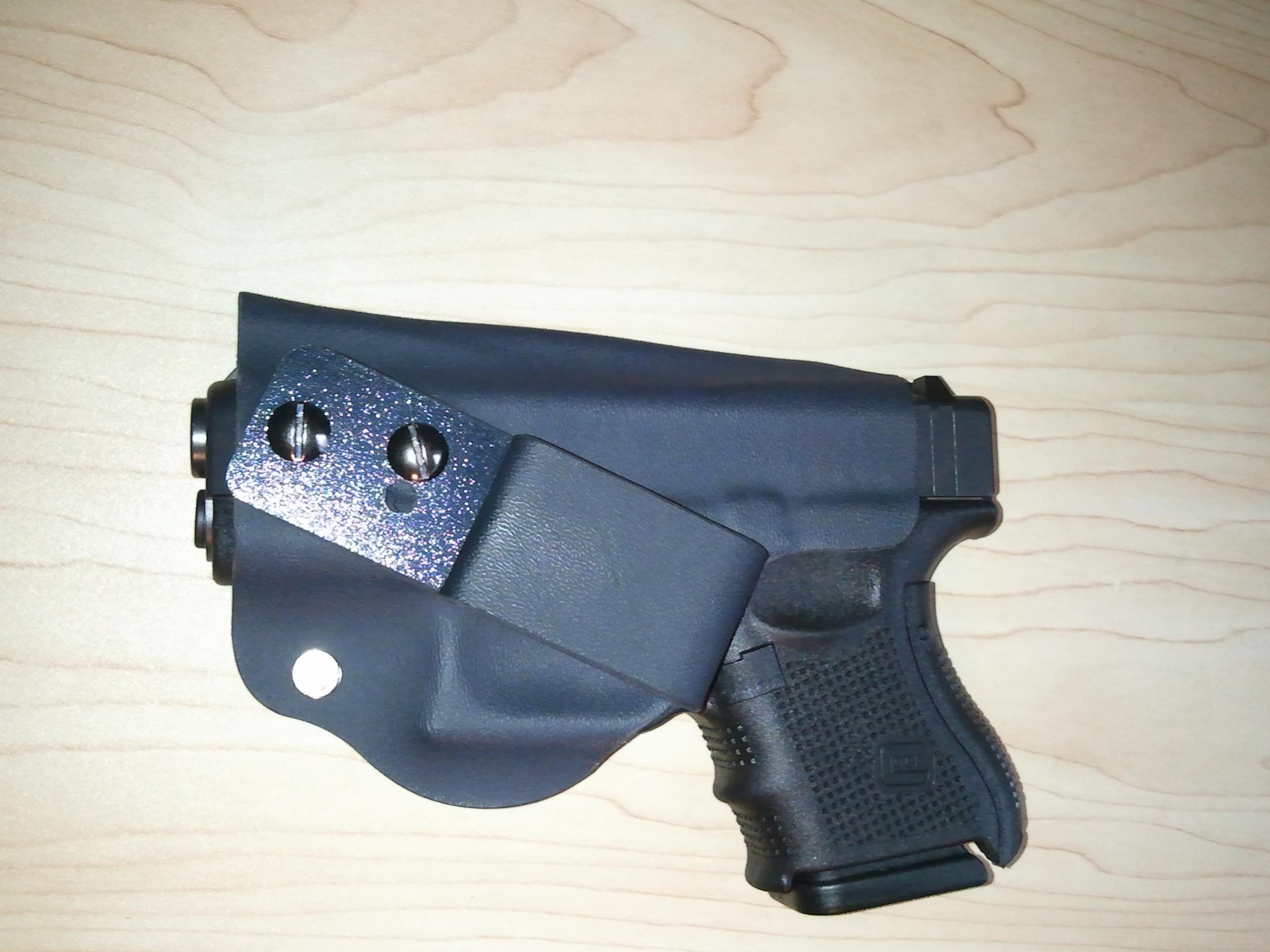 "Foxx ""Trapp"" holster initial thoughts-2012-11-01-15.09.48.jpg"