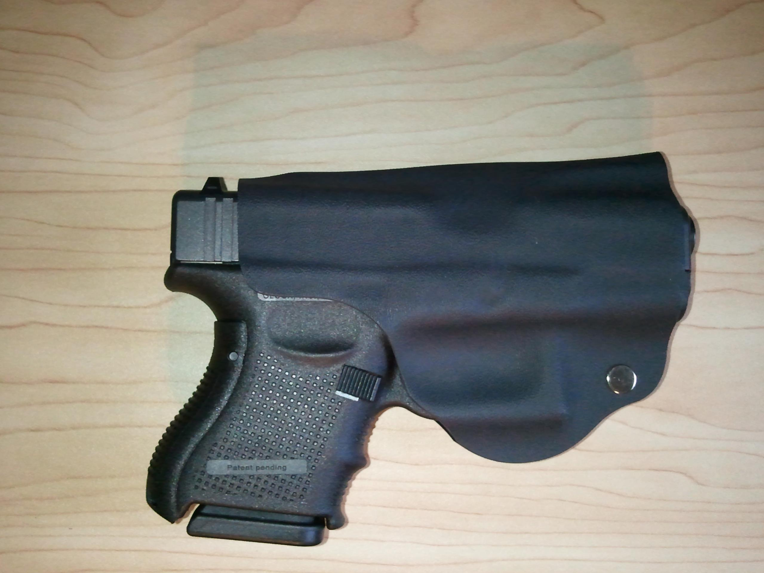 "Foxx ""Trapp"" holster initial thoughts-2012-11-01-15.10.40.jpg"