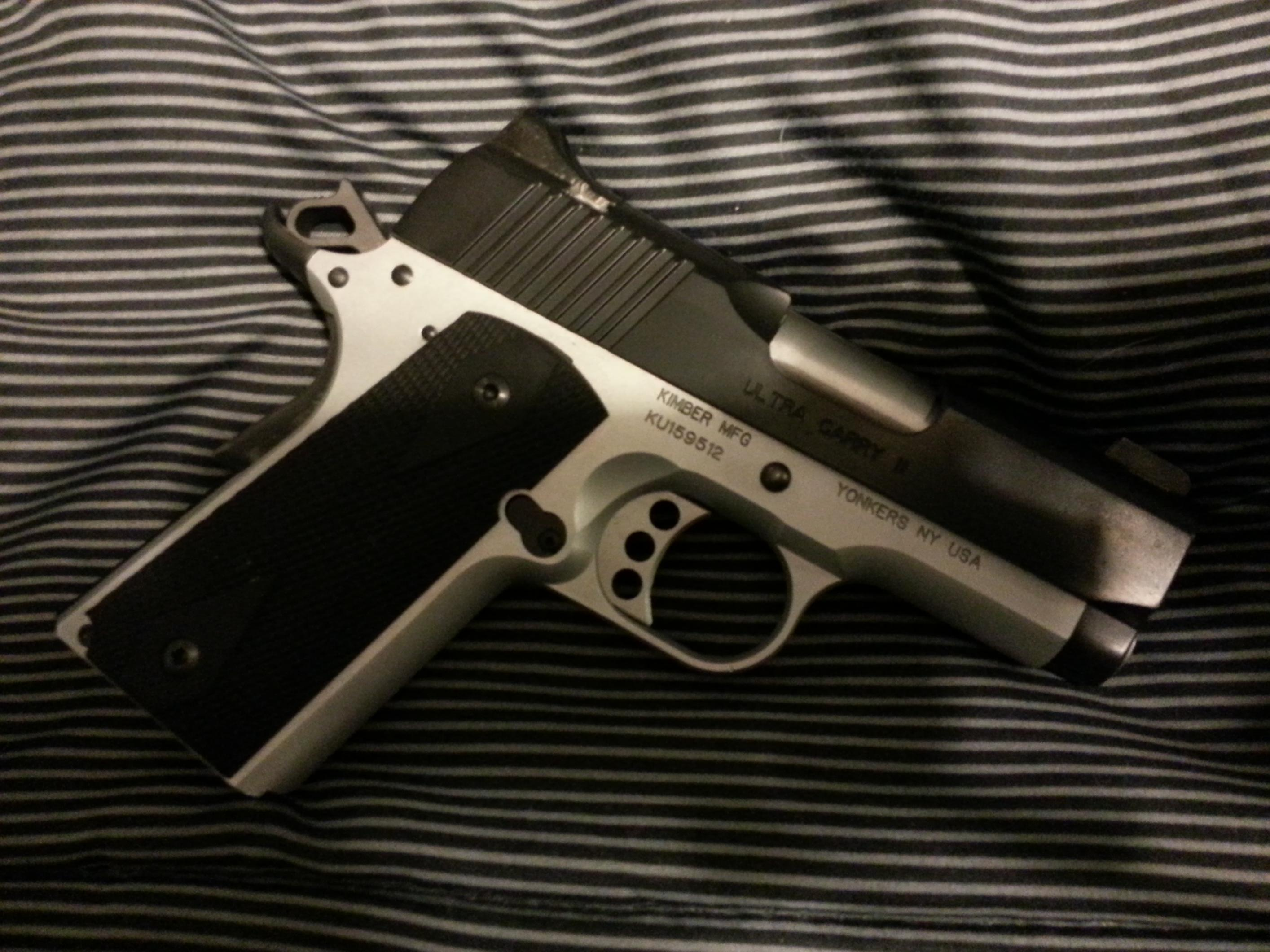 got bored and refinished my ultra carry... what yall think-20121012_193221.jpg