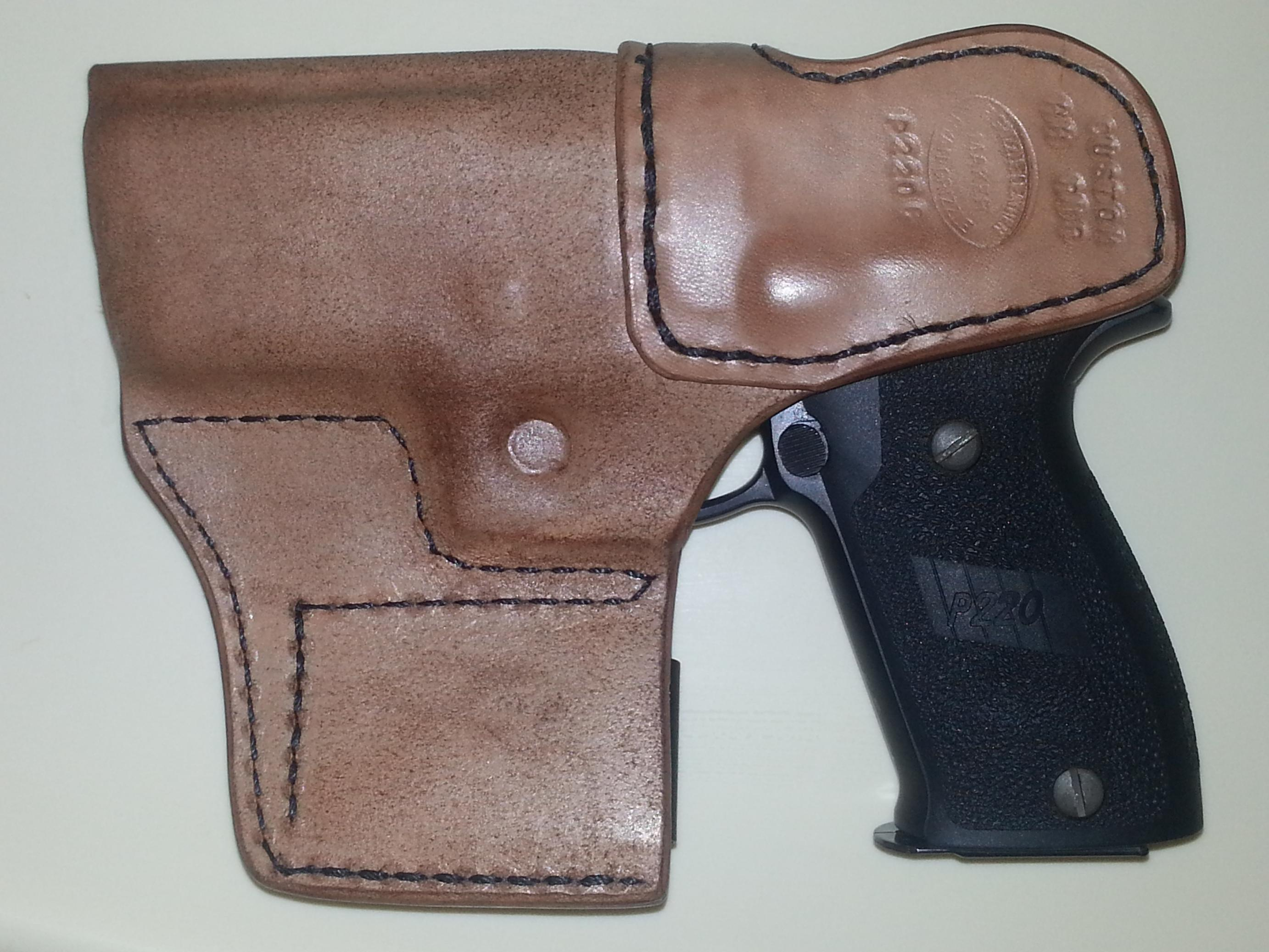 Custom appendix carry holster from R Grizzle Leather-20121030_184523.jpg