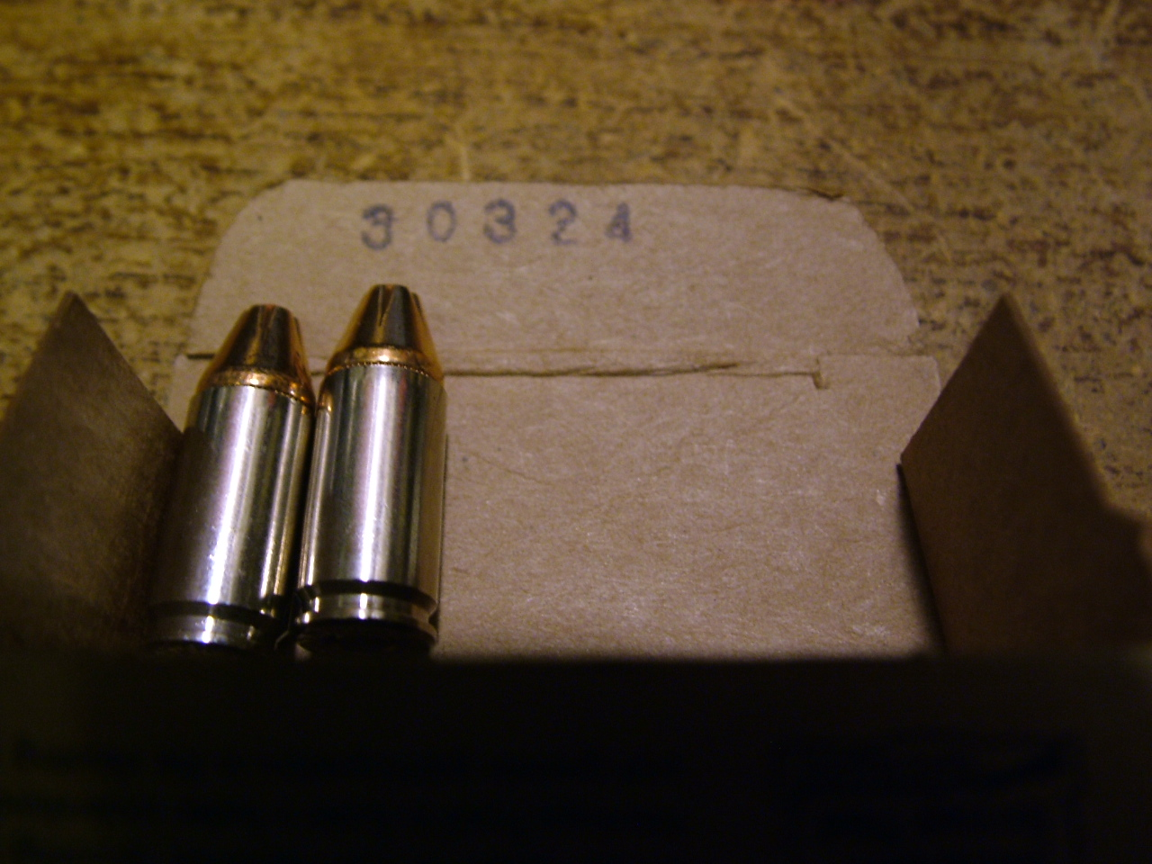 9mm 115gr Hornady Critical Defense issue today at the range