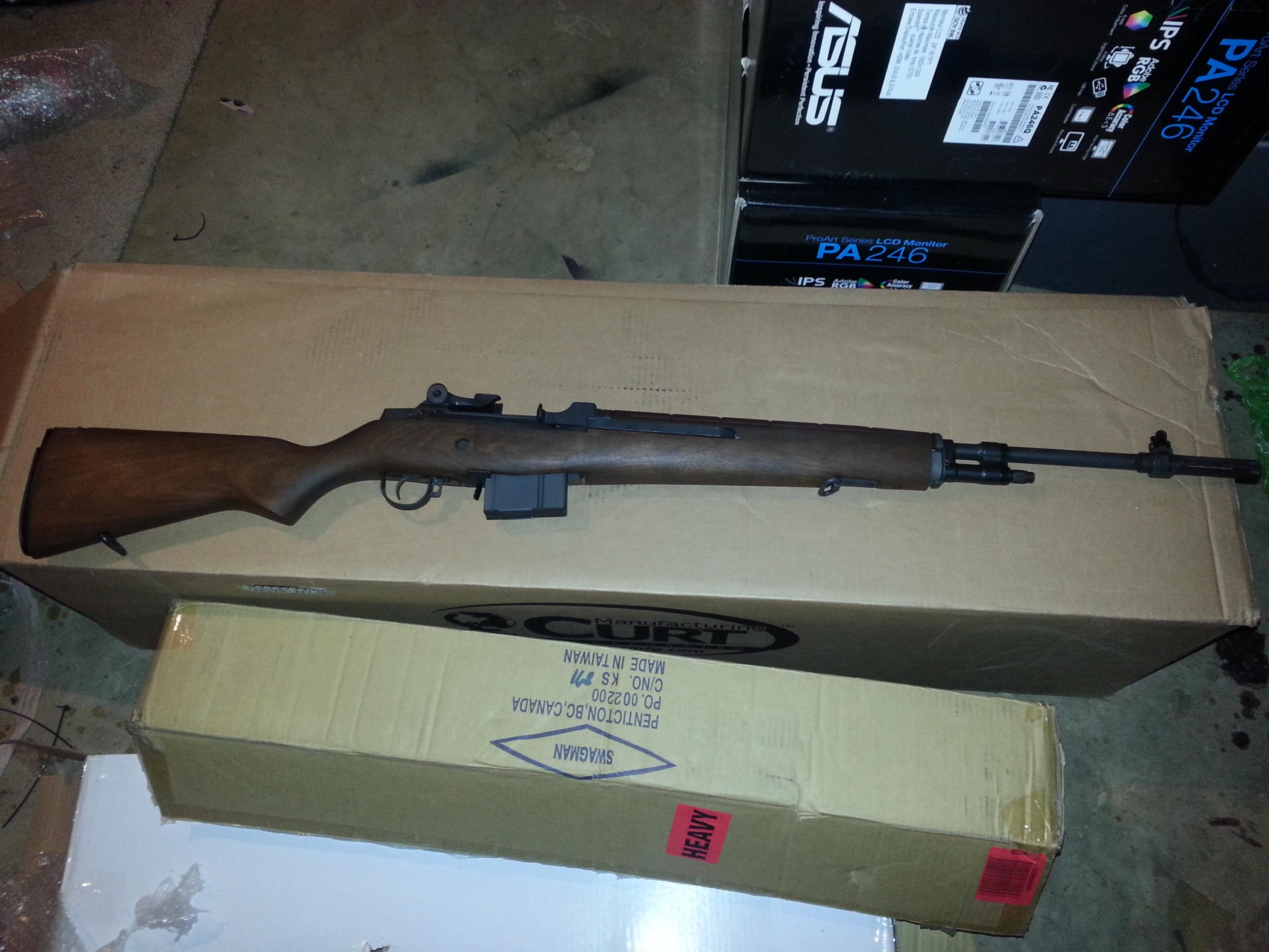 I have made my decision and got an M1A and I feel awesome!-20130121_034946.jpg