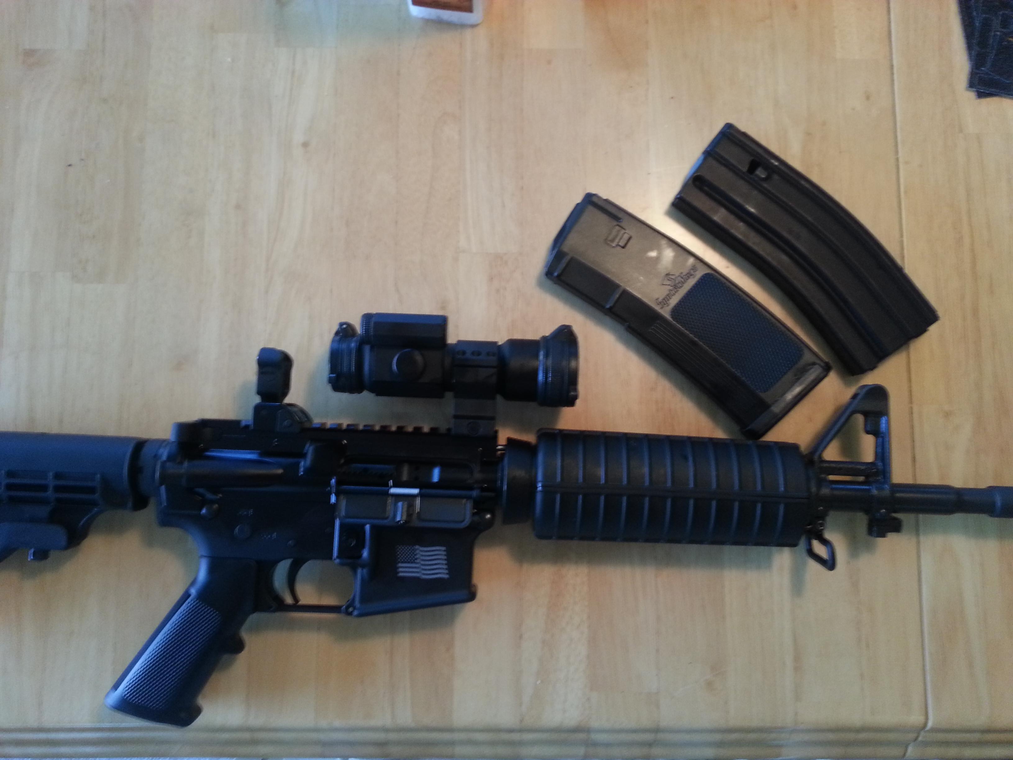 Just Bought an AR-15!-20130304_164025.jpg