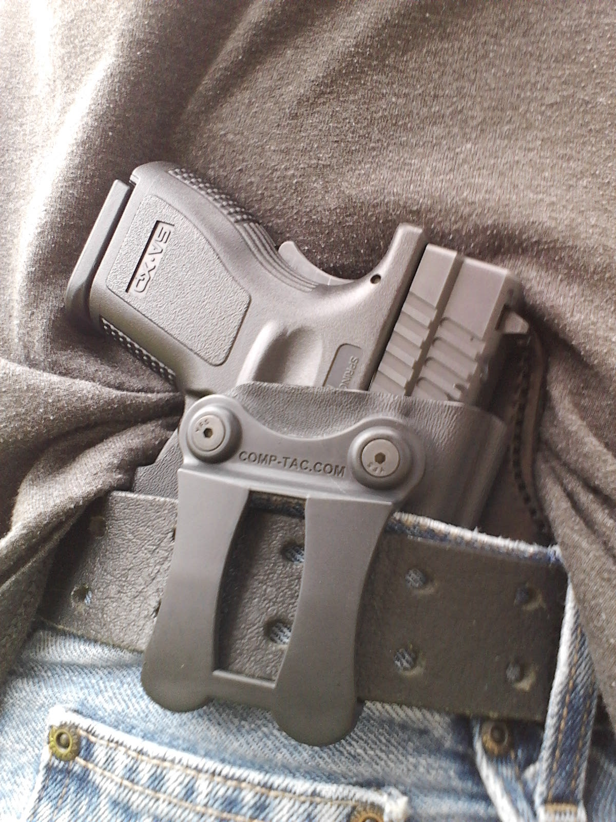 Holster reviews from my blog: Comp-Tac Minotaur &  Infidel Ultra, Multi Holsters TC-20130323_134838.jpg