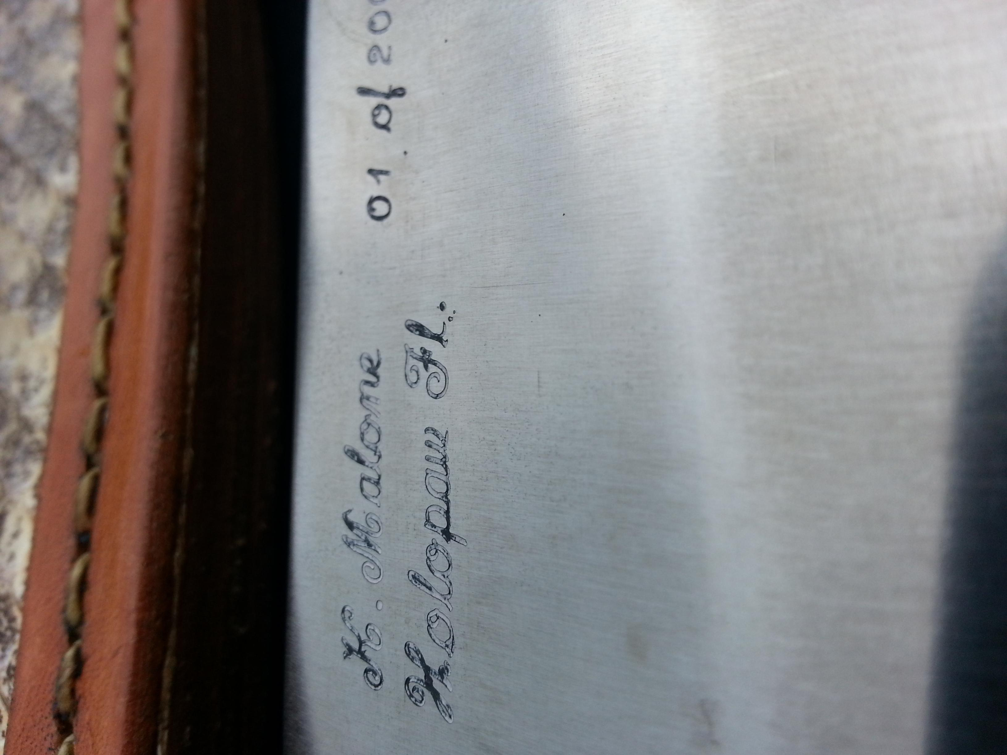 Awesome find on EBAY - Hand forged Bowie Knife from Florida-20130722_182345.jpg