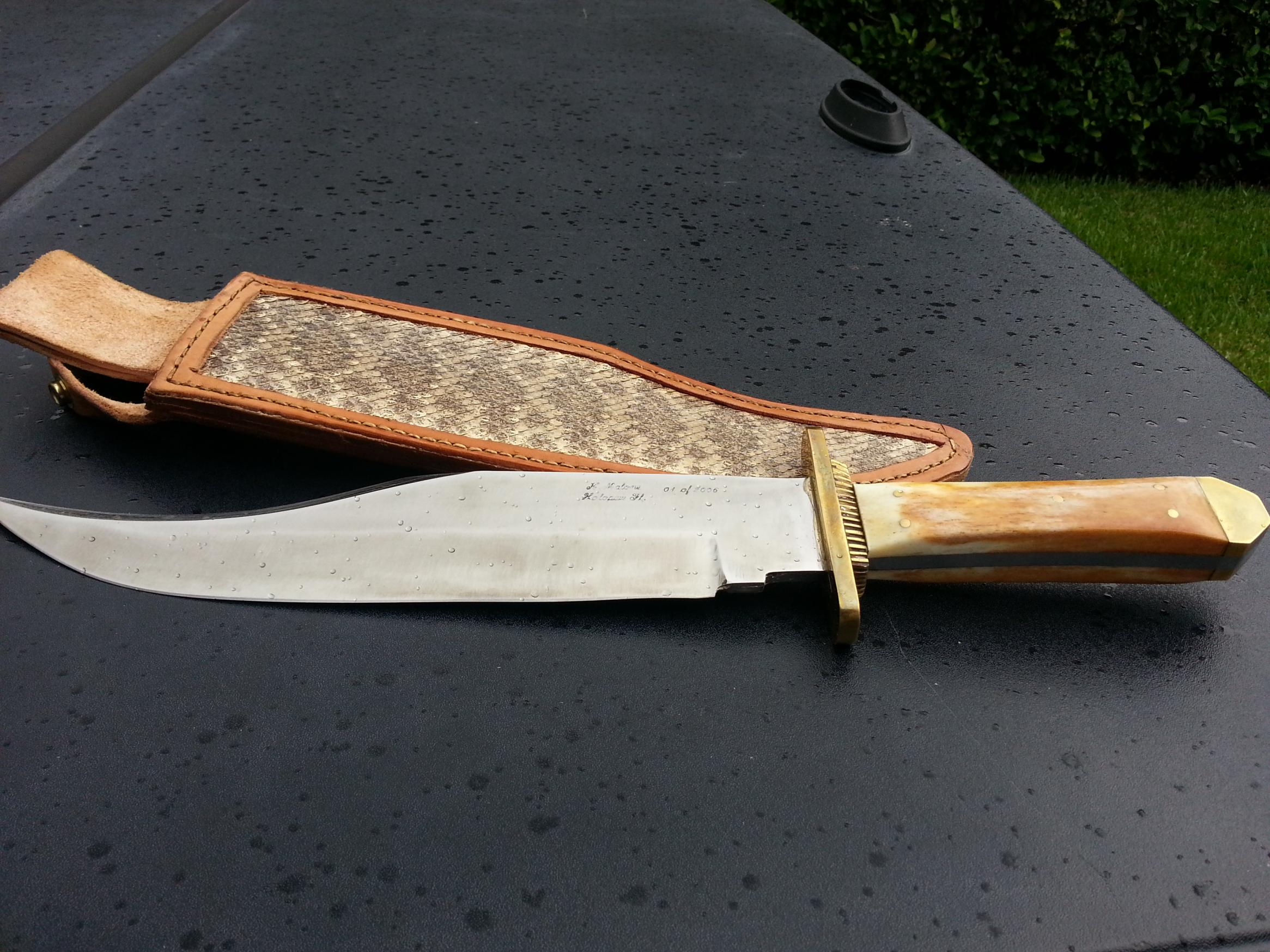 Awesome find on EBAY - Hand forged Bowie Knife from Florida-20130722_182504.jpg