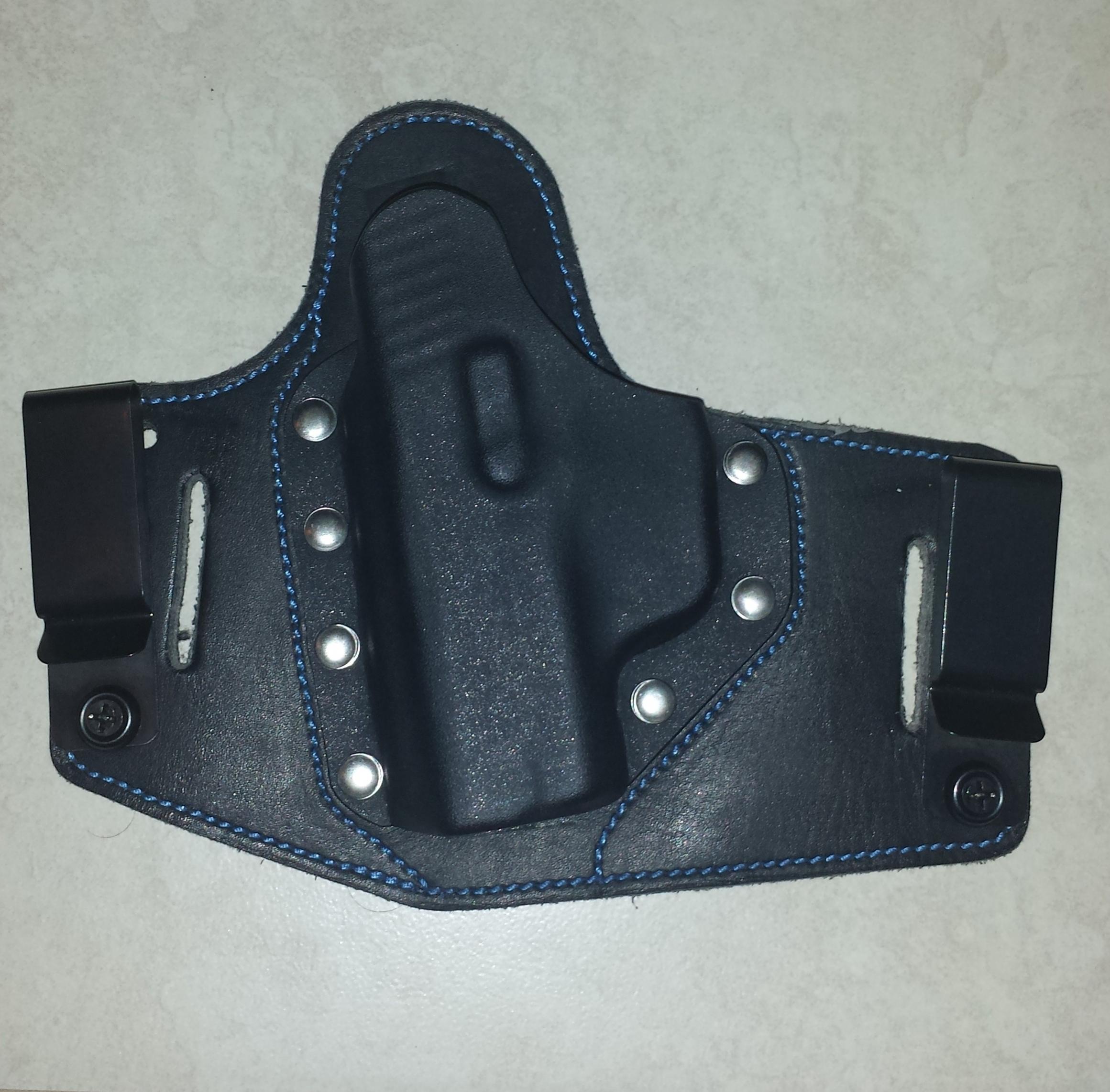 My EDC holsters for my Kahr CM40-20130913_224814.jpg