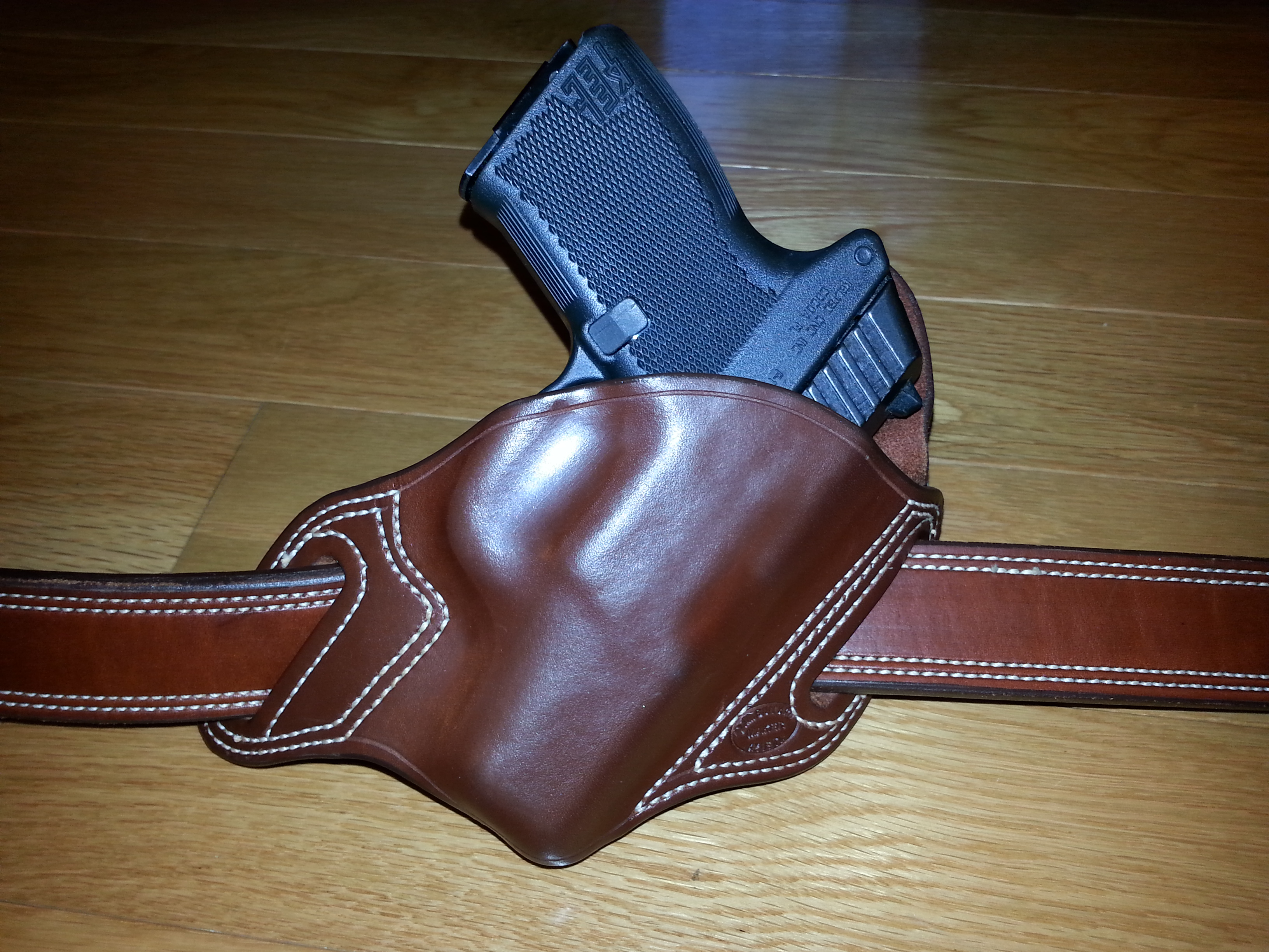 WTS: DM Bullard Holster for Kel Tec P11