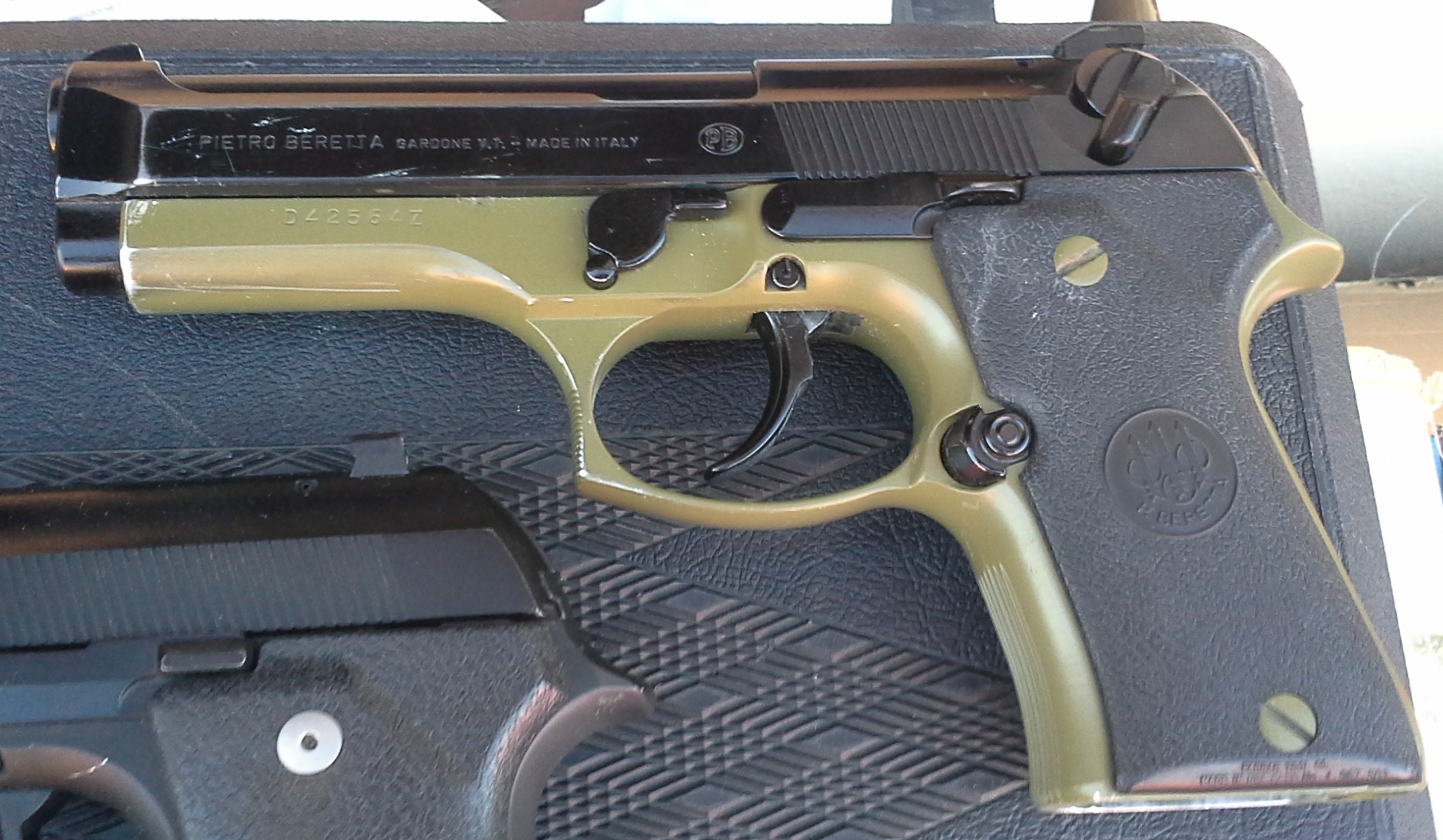 Replacement Front Sight for Beretta 92 compact