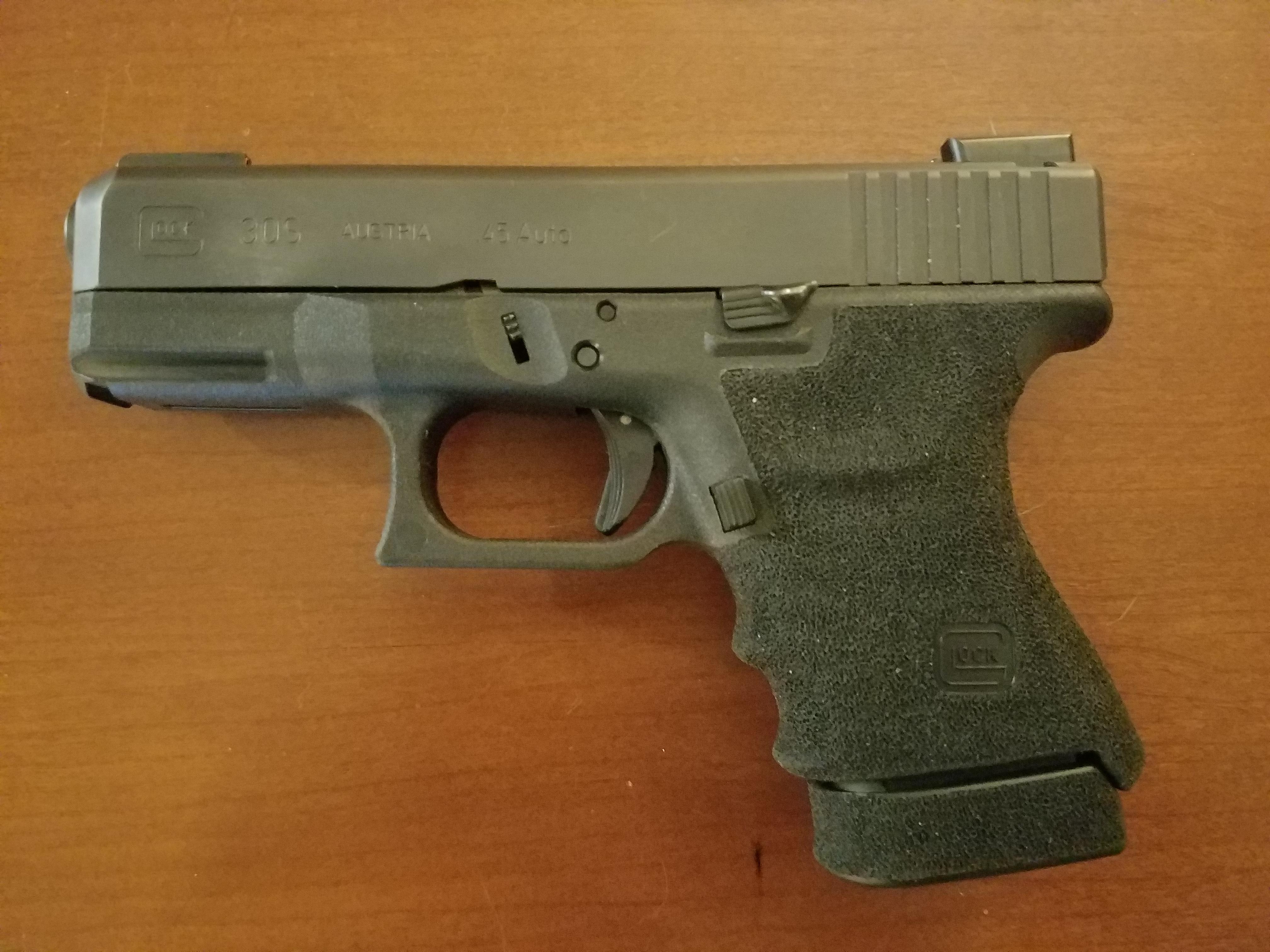 FS:  Glock 30S, 3 mags, TFX Pro sights, Original Case-20180602_051728.jpg