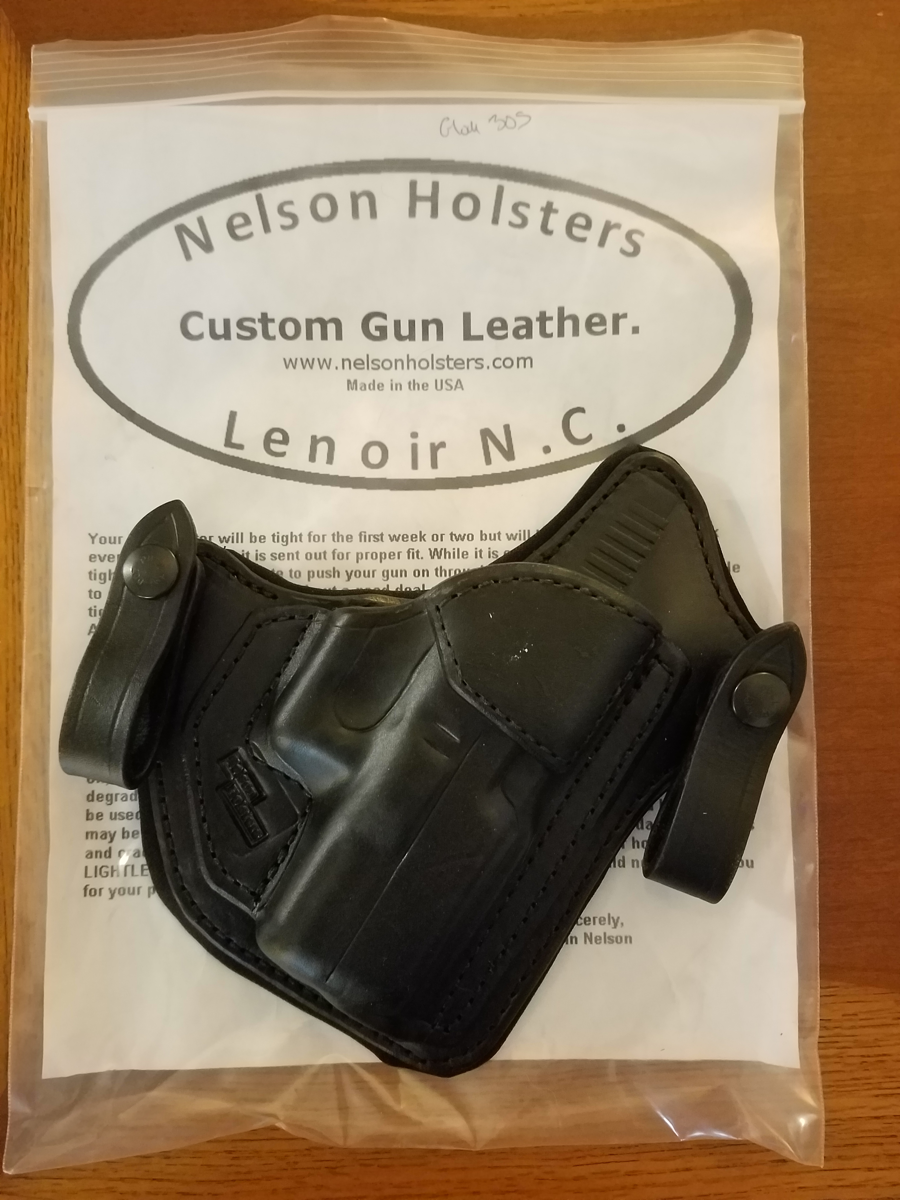 WTS:  Nelson Holsters at stupid low prices-20180923_071009.jpg