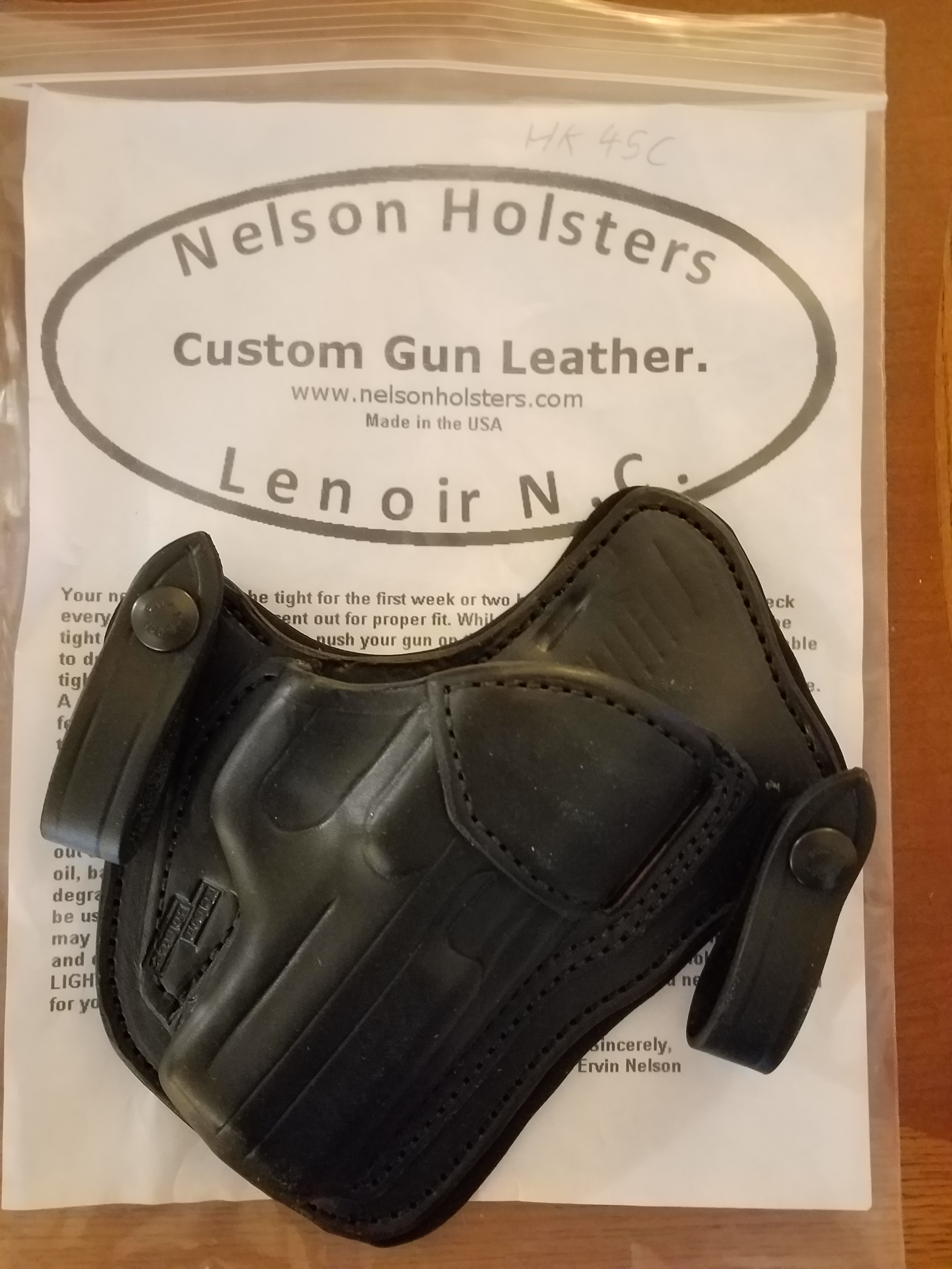 WTS:  Nelson Holsters at stupid low prices-20180923_071055.jpg