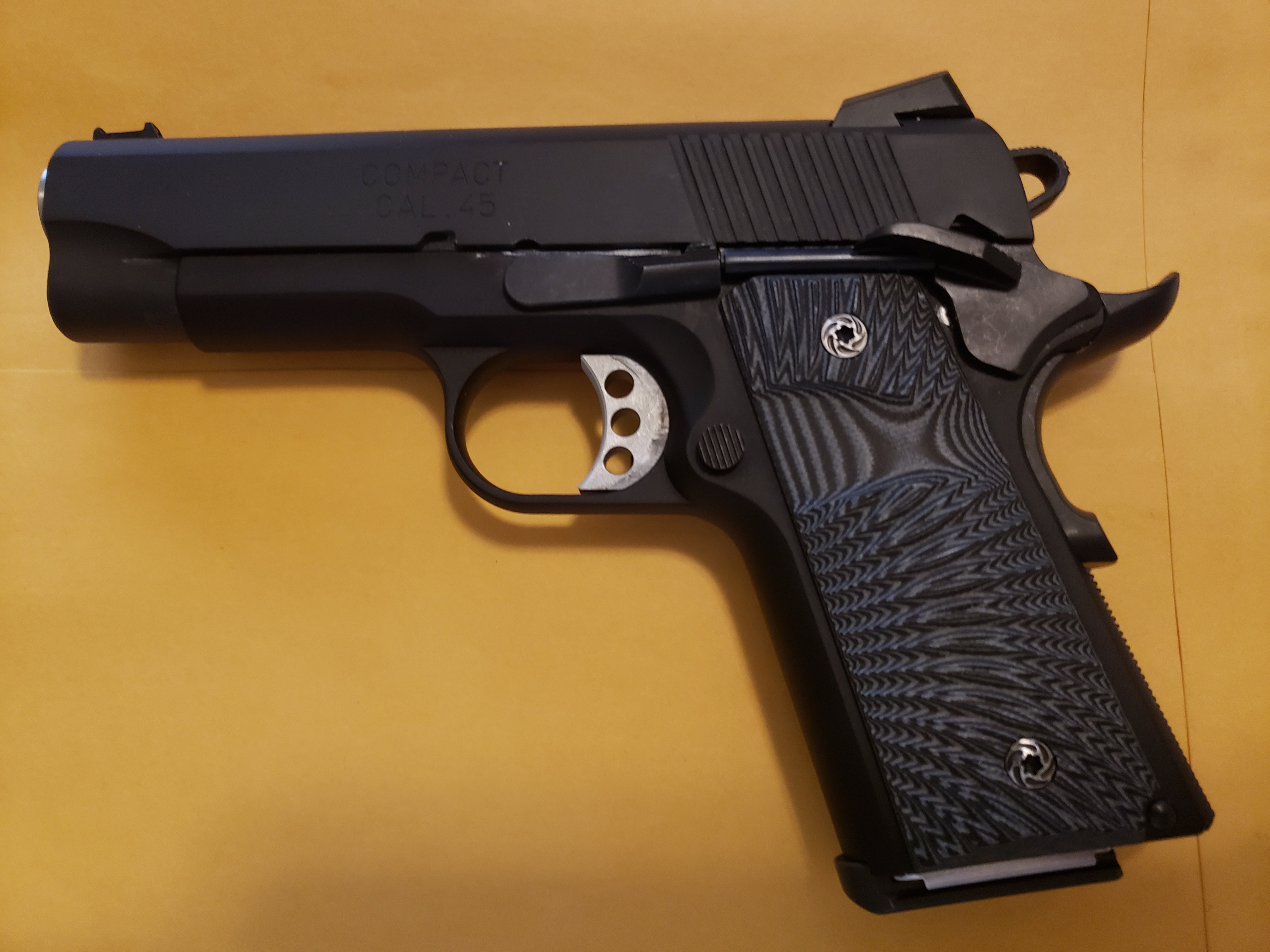 Considering A Sig 1911 C3 aluminum frame: but I have some questions.-20190113_192355.jpg