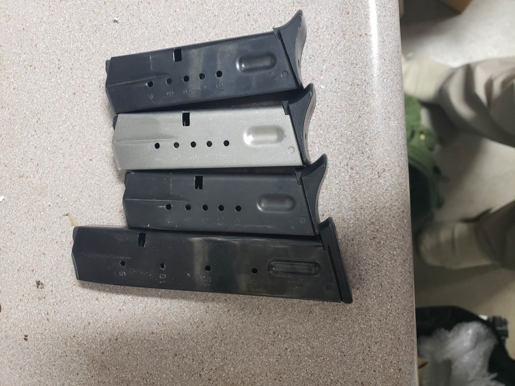 s&w 69 mags ,59 20 rounder , Hi power 20 ,De eagle 44 mag , M1  carbine 30 rounders-20190520_165231.jpg
