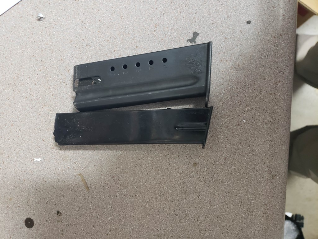 s&w 69 mags ,59 20 rounder , Hi power 20 ,De eagle 44 mag , M1  carbine 30 rounders-20190520_165311.jpg