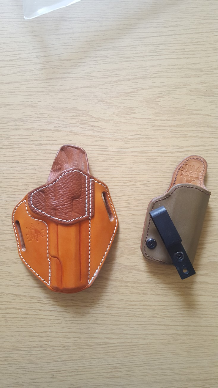 """Privateer Leather 5"""" and JM4 Tactical P365 holsters-20190524_153300-734x1305.jpg"""