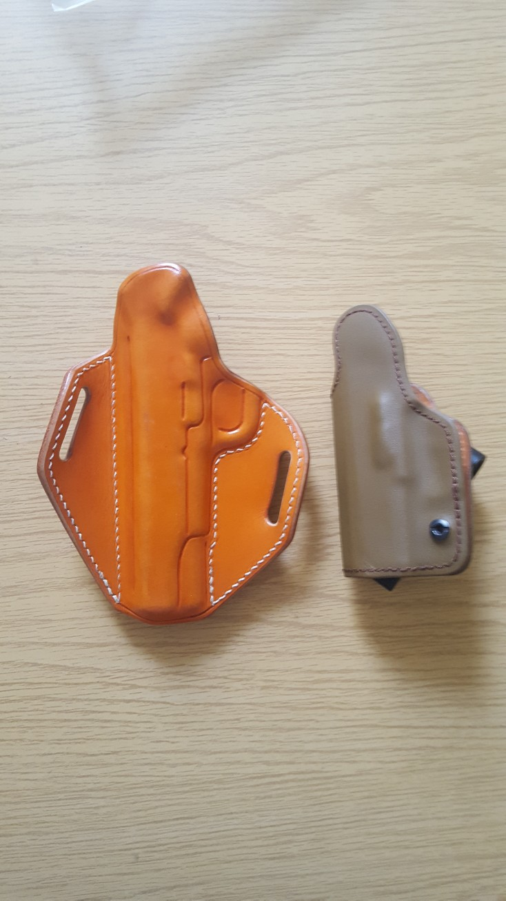 """Privateer Leather 5"""" and JM4 Tactical P365 holsters-20190524_153310-734x1305.jpg"""