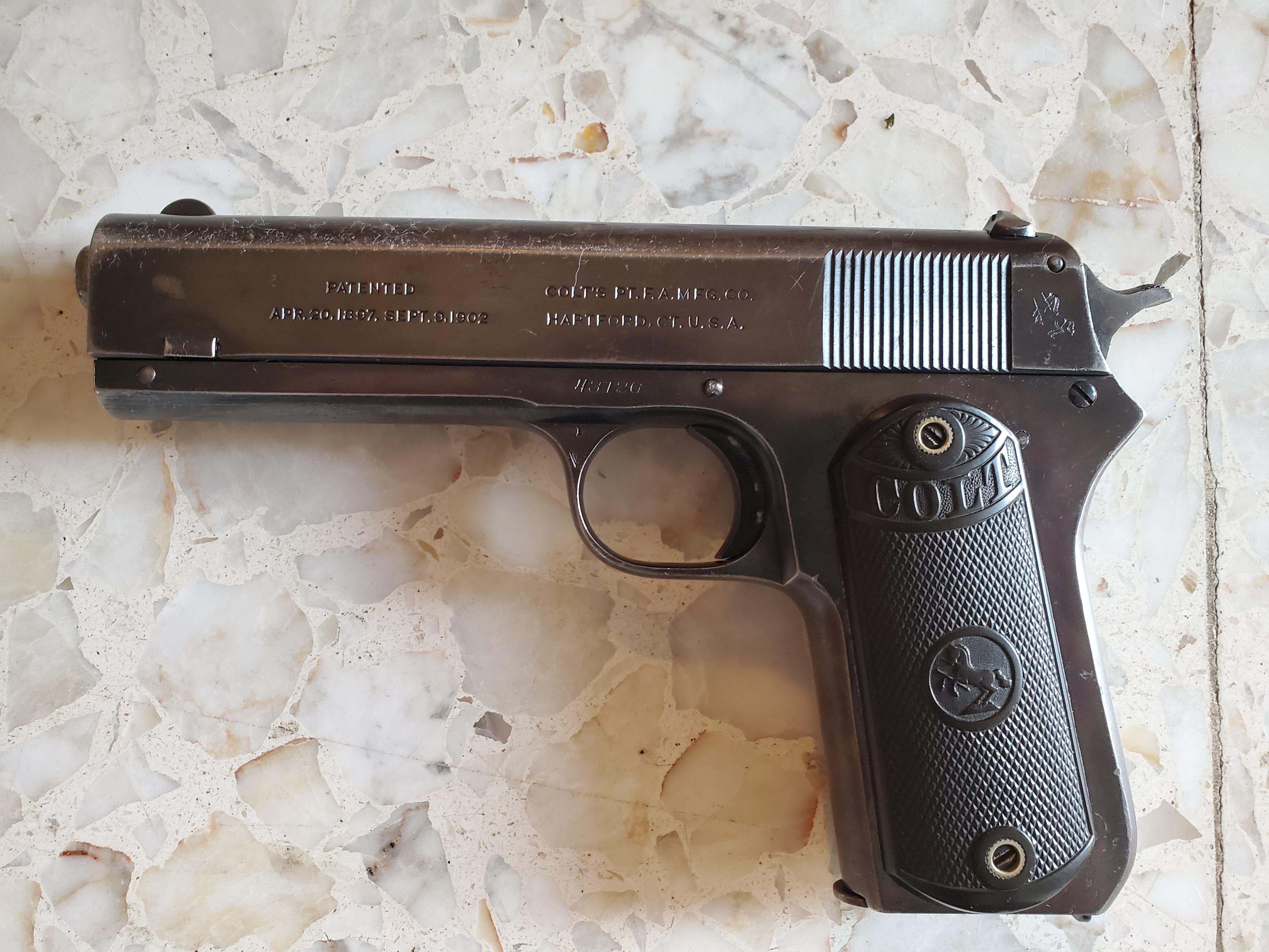 WTS:  1903 Colt Pocket Hammer-20190527_091223.jpg