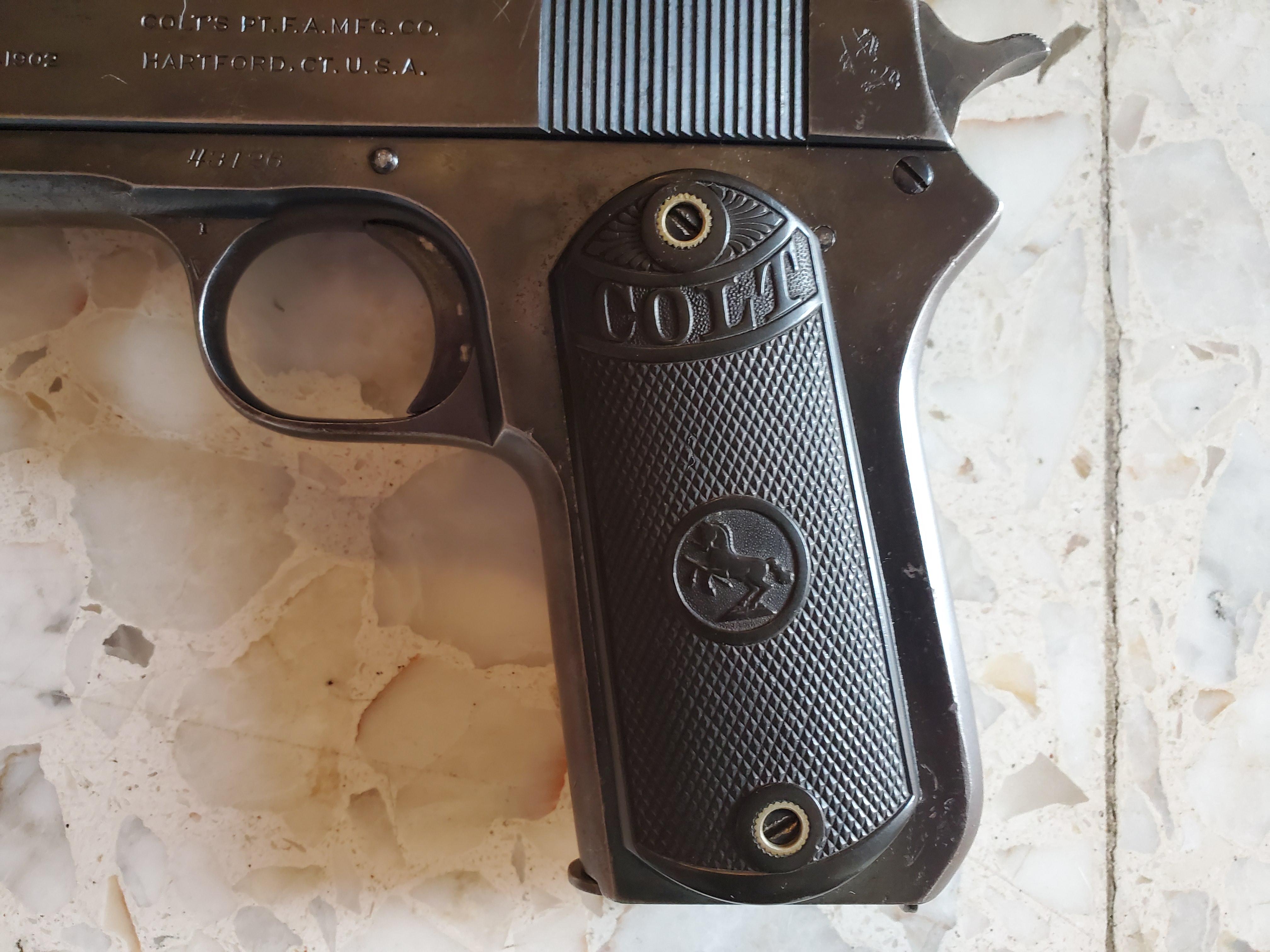 WTS:  1903 Colt Pocket Hammer-20190527_091231.jpg