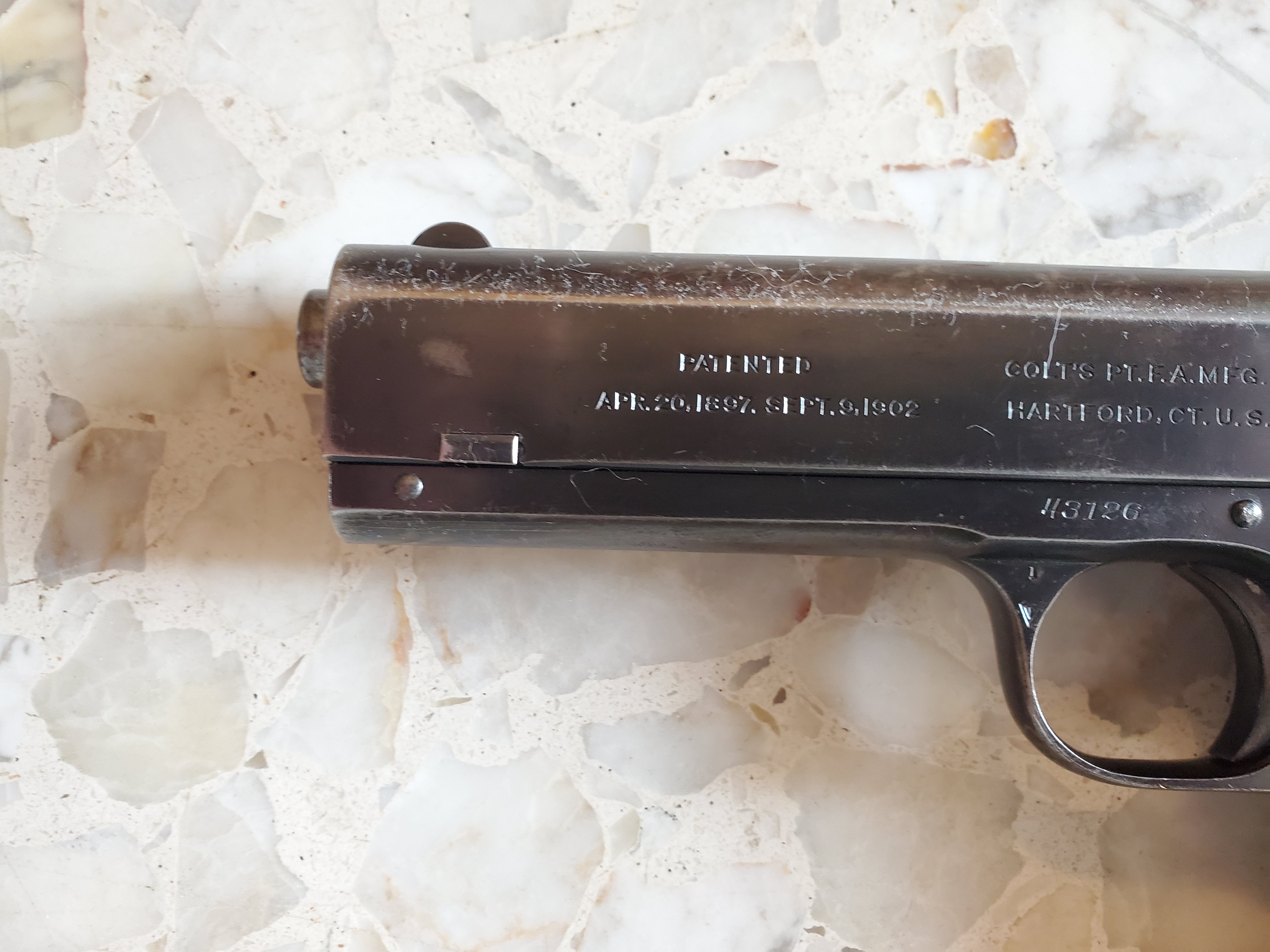 WTS:  1903 Colt Pocket Hammer-20190527_091234.jpg