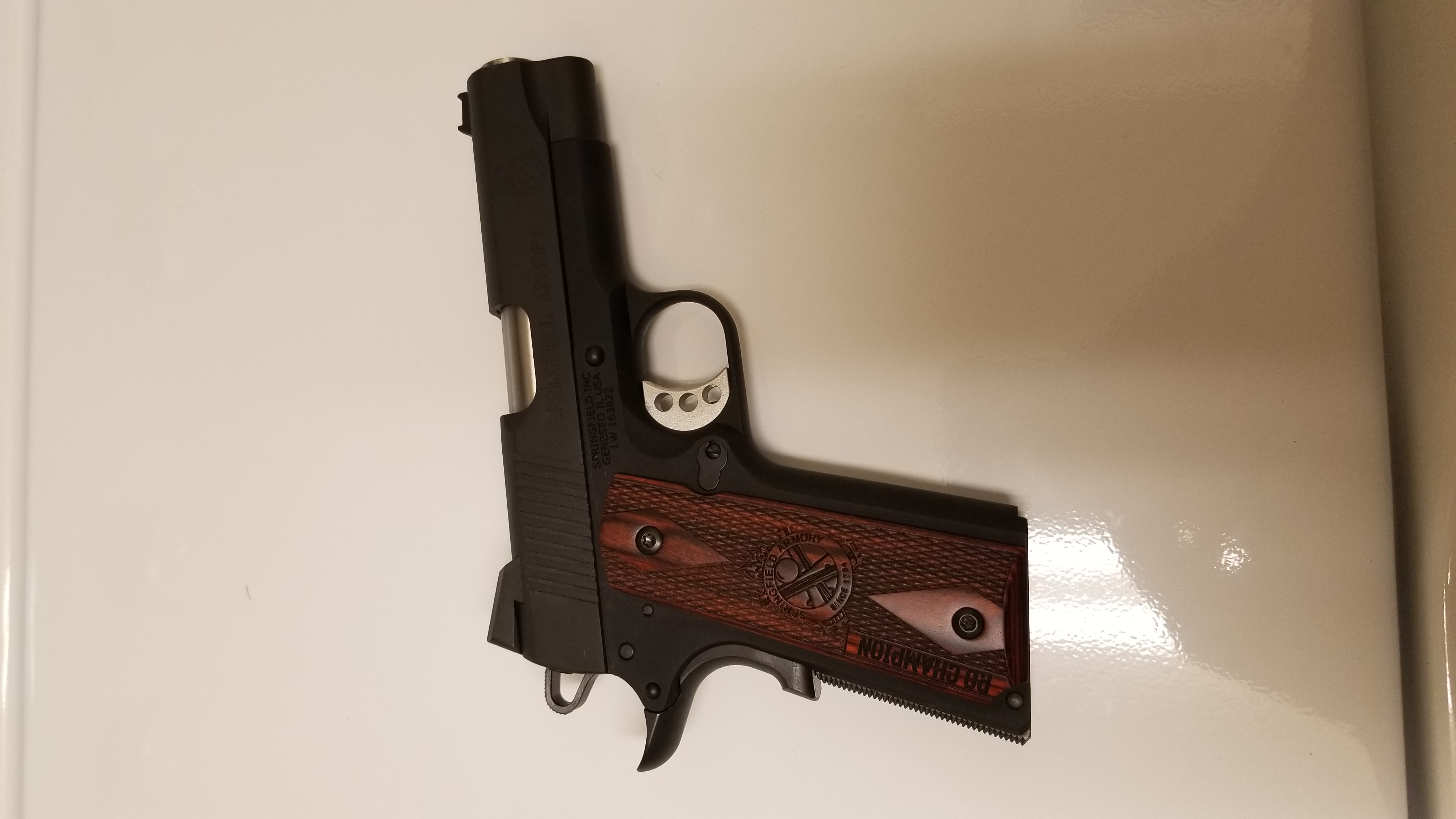 "holster for a Springfield Range Officer Champion 4""barrel-20190626_190358_1562897352555.jpg"