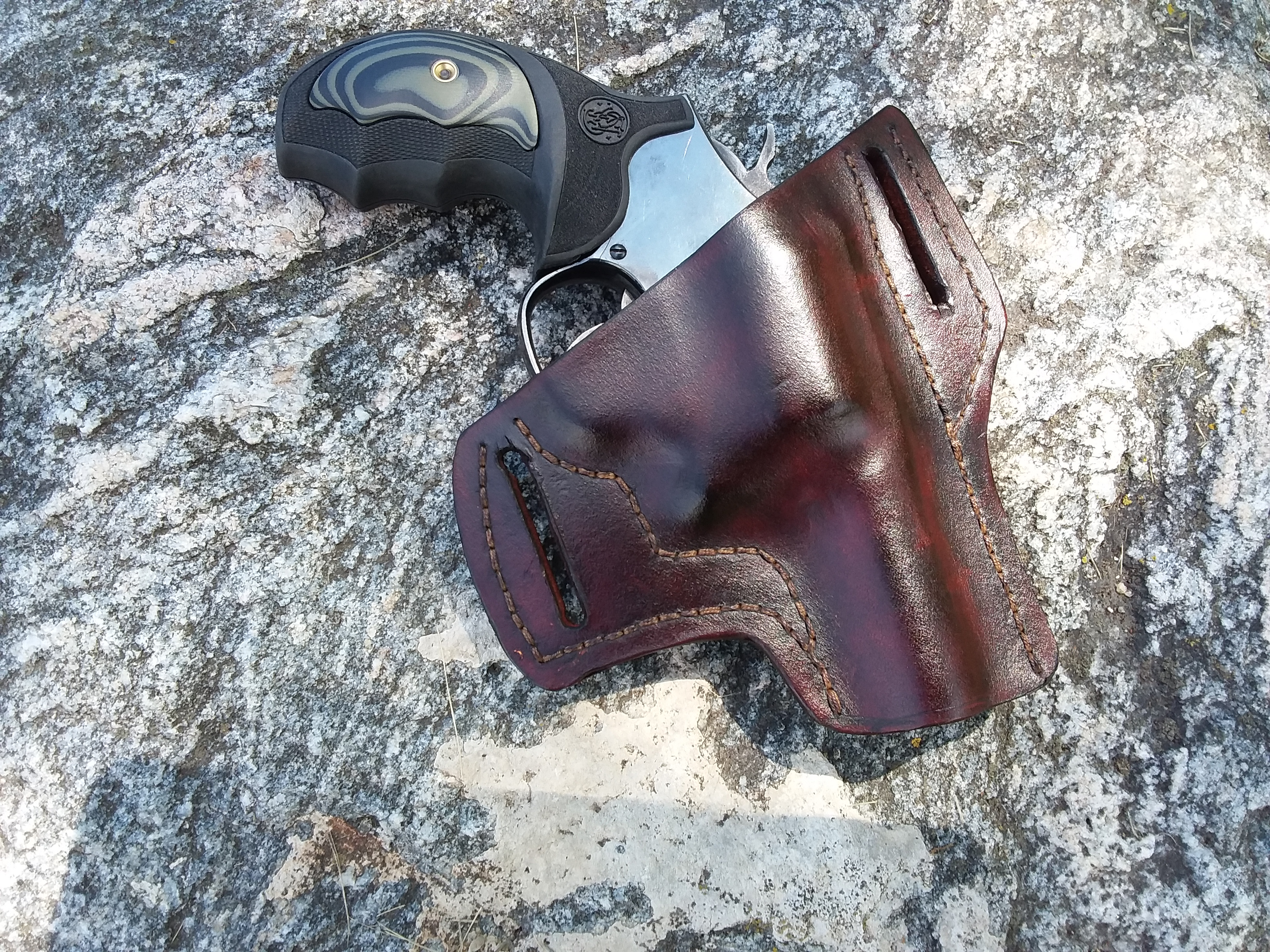 """Going to """"make"""" my own Kydex Pocket Holster-20190630_143830.jpg"""