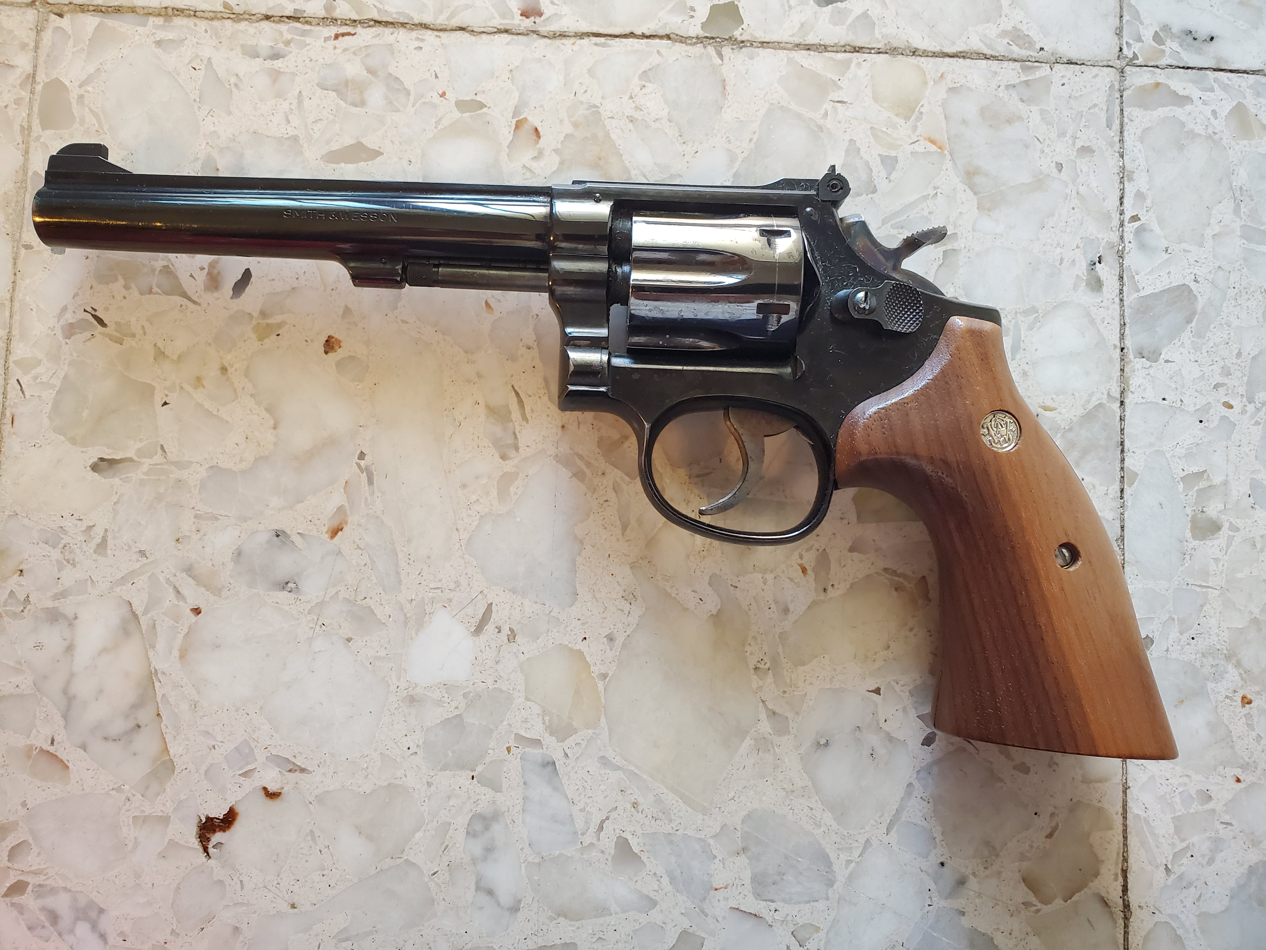 WTS:  Smith and Wesson Model 17-4, 22 LR-20190705_171251.jpg