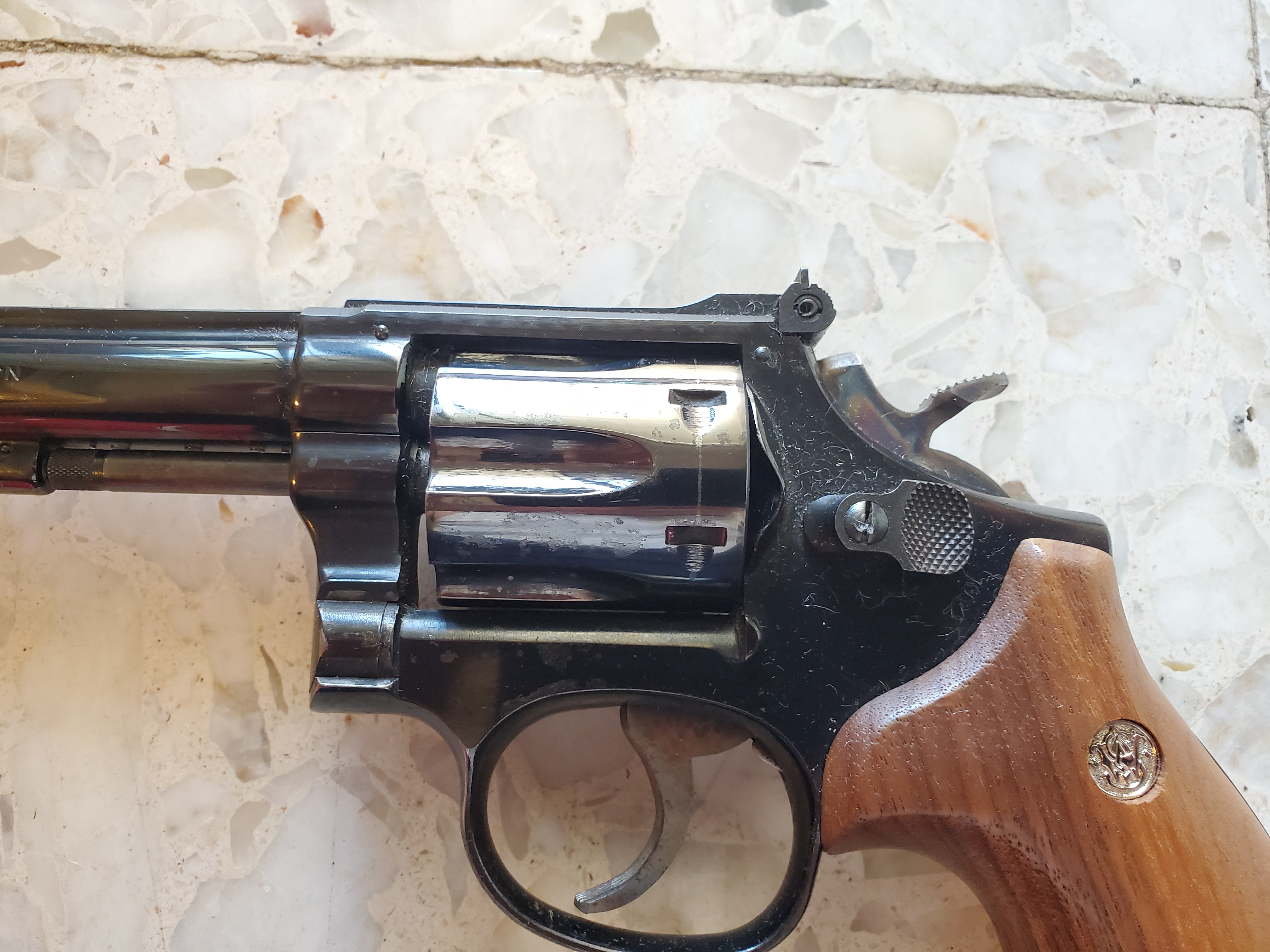 WTS:  Smith and Wesson Model 17-4, 22 LR-20190705_171259.jpg