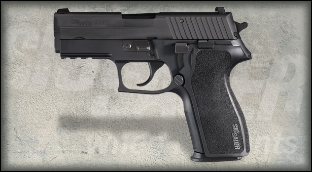 Sig Sauer P227 Carry SAS Gen. 2, Nitron, SigLite Night Sights, DA ...