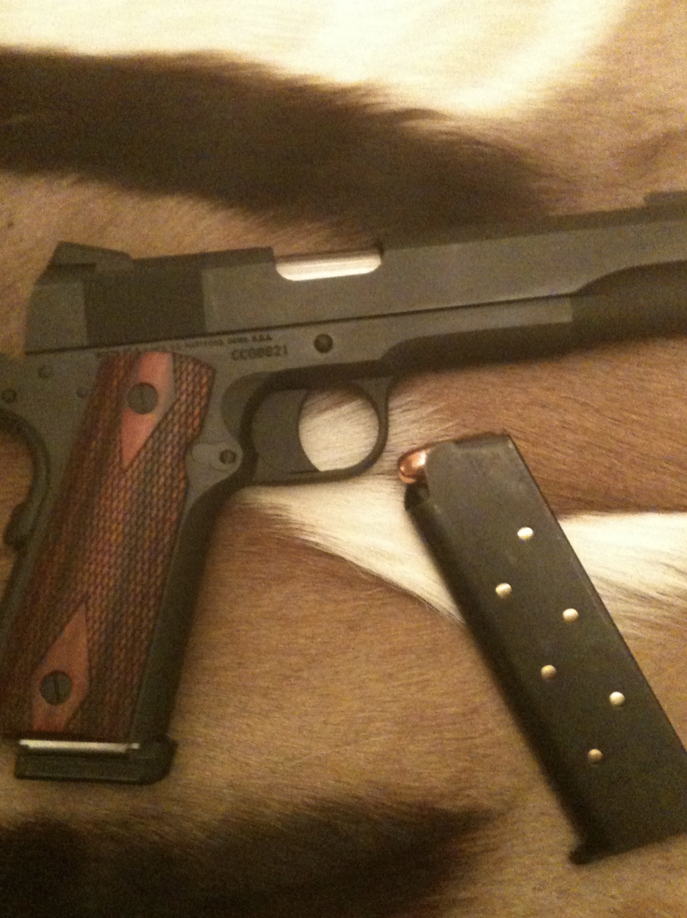 """The """"addiction"""" is STILL STRONG with this one! OK, """"Cough up"""" your 1911s !!-227349f4-0014-4d68-b9b2-e19cb794c575.jpeg"""
