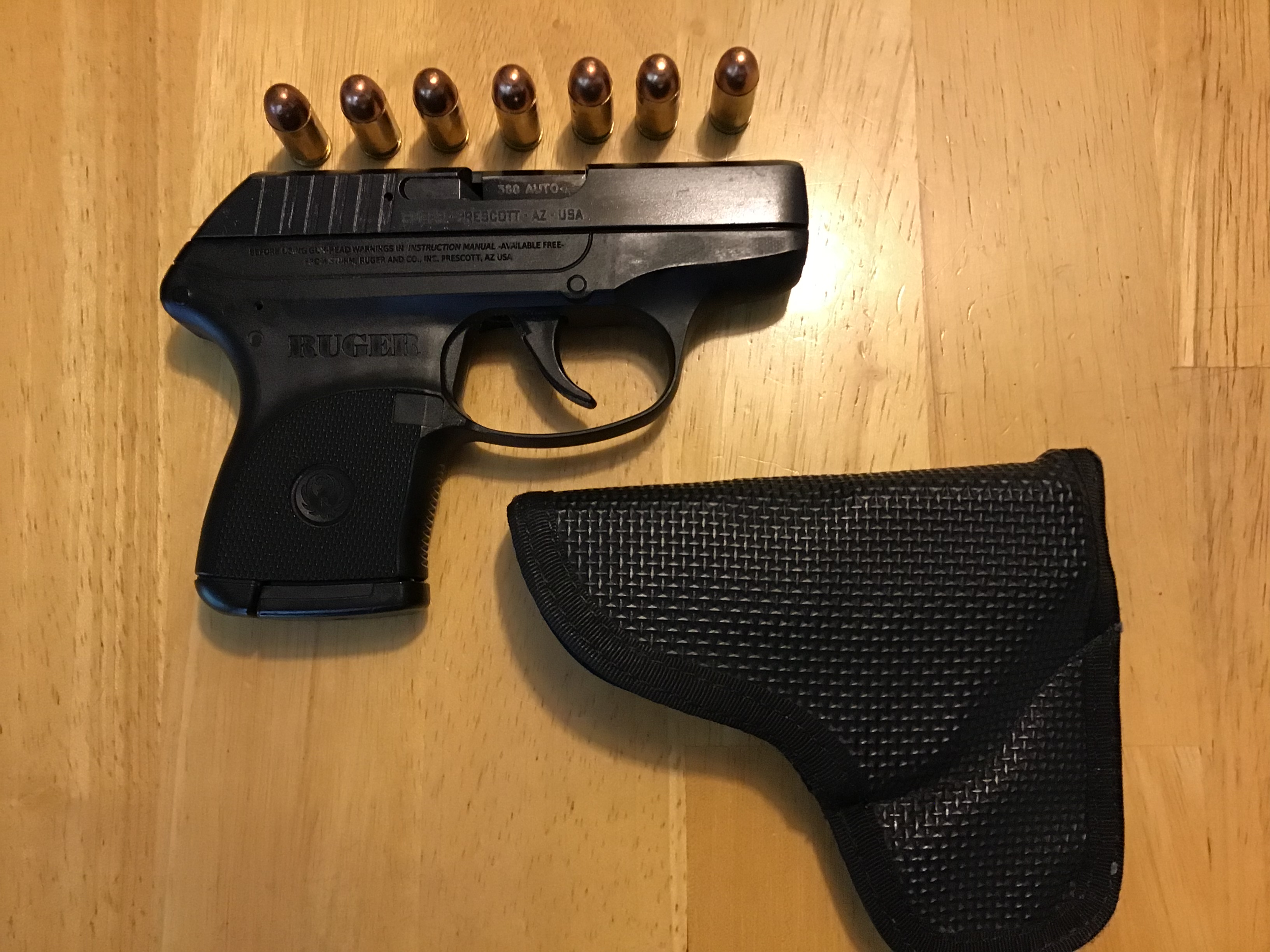 "My 'red-haired step child""...Ruger LCP!-237d77fb-c431-4925-9e20-8d5649314e3c.jpeg"