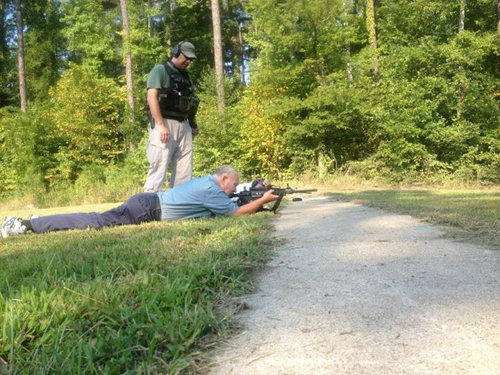 Two day carbine class is in the books-25-meter-zero.jpg